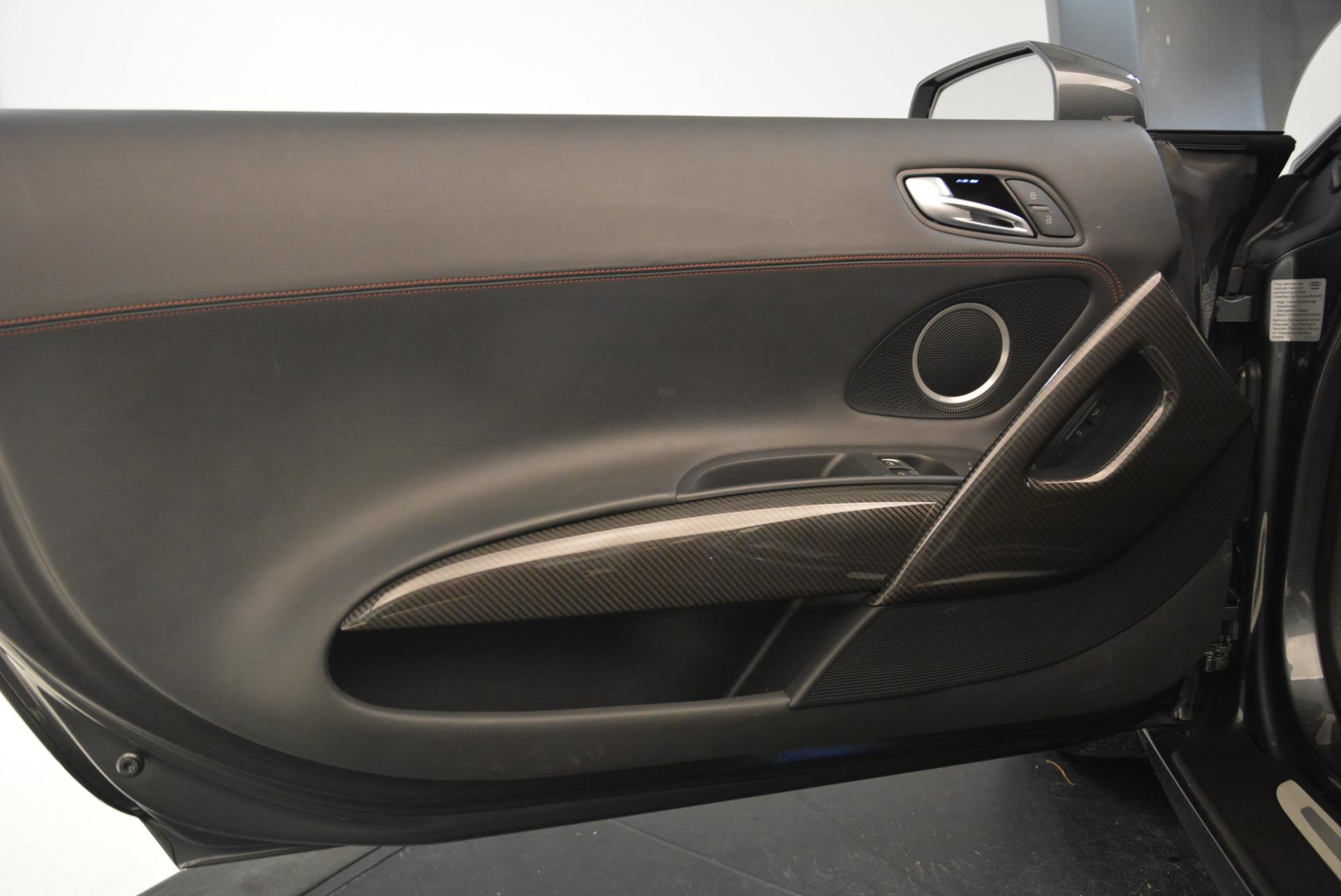 Used 2014 Audi R8 5.2 quattro For Sale In Greenwich, CT. Alfa Romeo of Greenwich, 4416A 2147_p21
