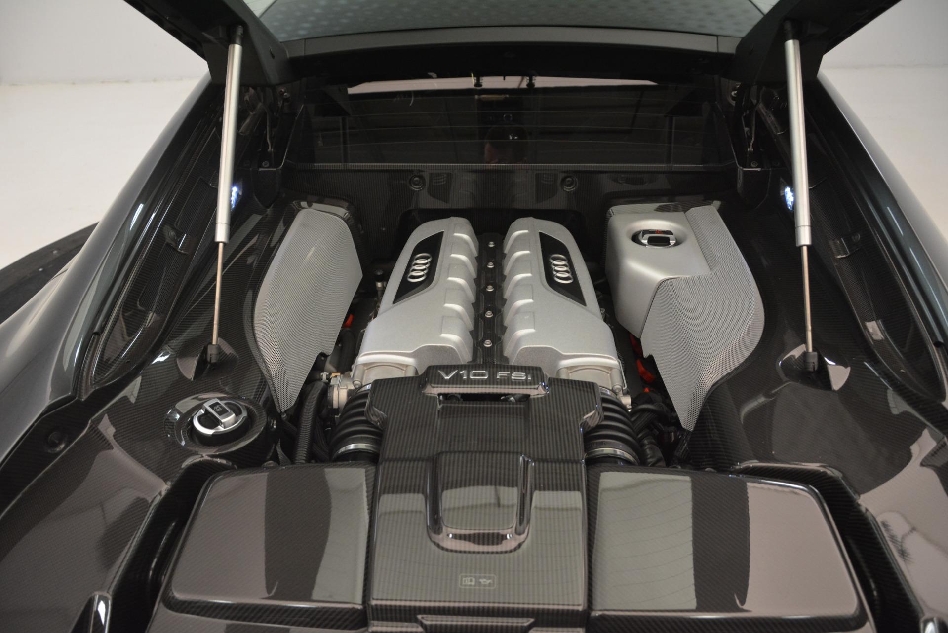 Used 2014 Audi R8 5.2 quattro For Sale In Greenwich, CT. Alfa Romeo of Greenwich, 4416A 2147_p25