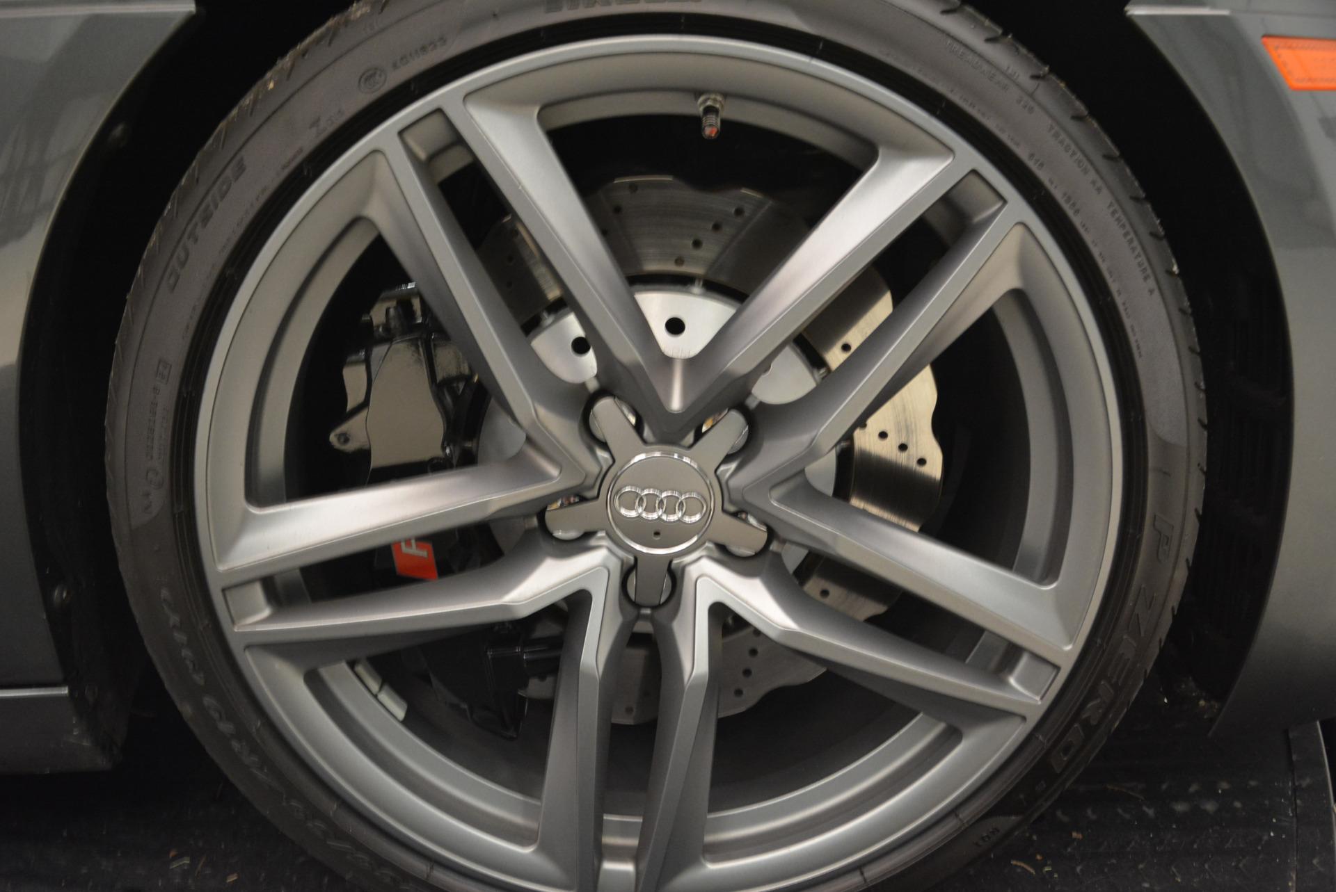 Used 2014 Audi R8 5.2 quattro For Sale In Greenwich, CT. Alfa Romeo of Greenwich, 4416A 2147_p26