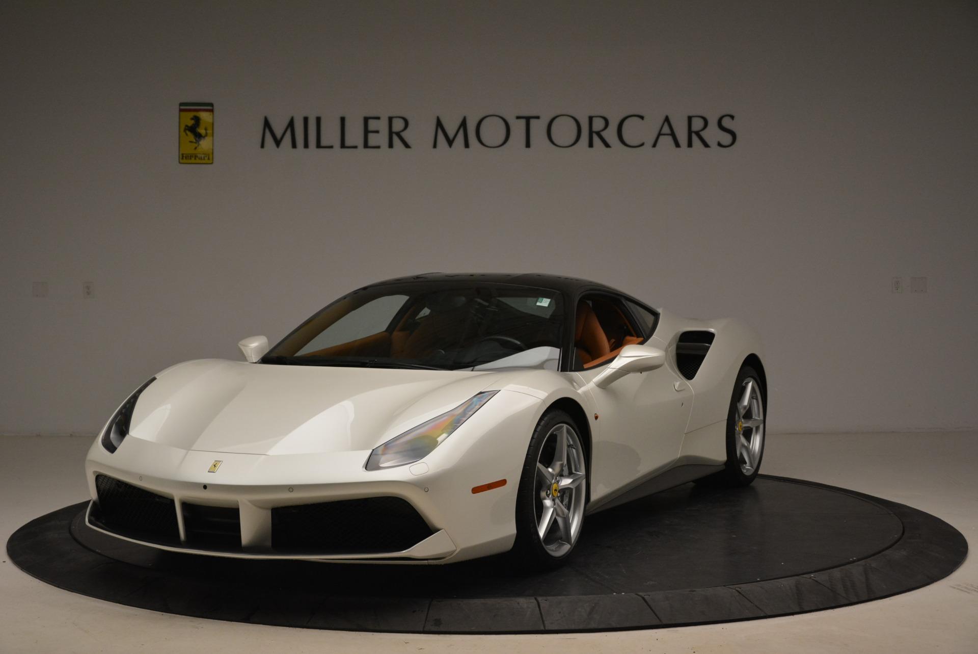 Used 2016 Ferrari 488 GTB  For Sale In Greenwich, CT. Alfa Romeo of Greenwich, 4467 2148_main