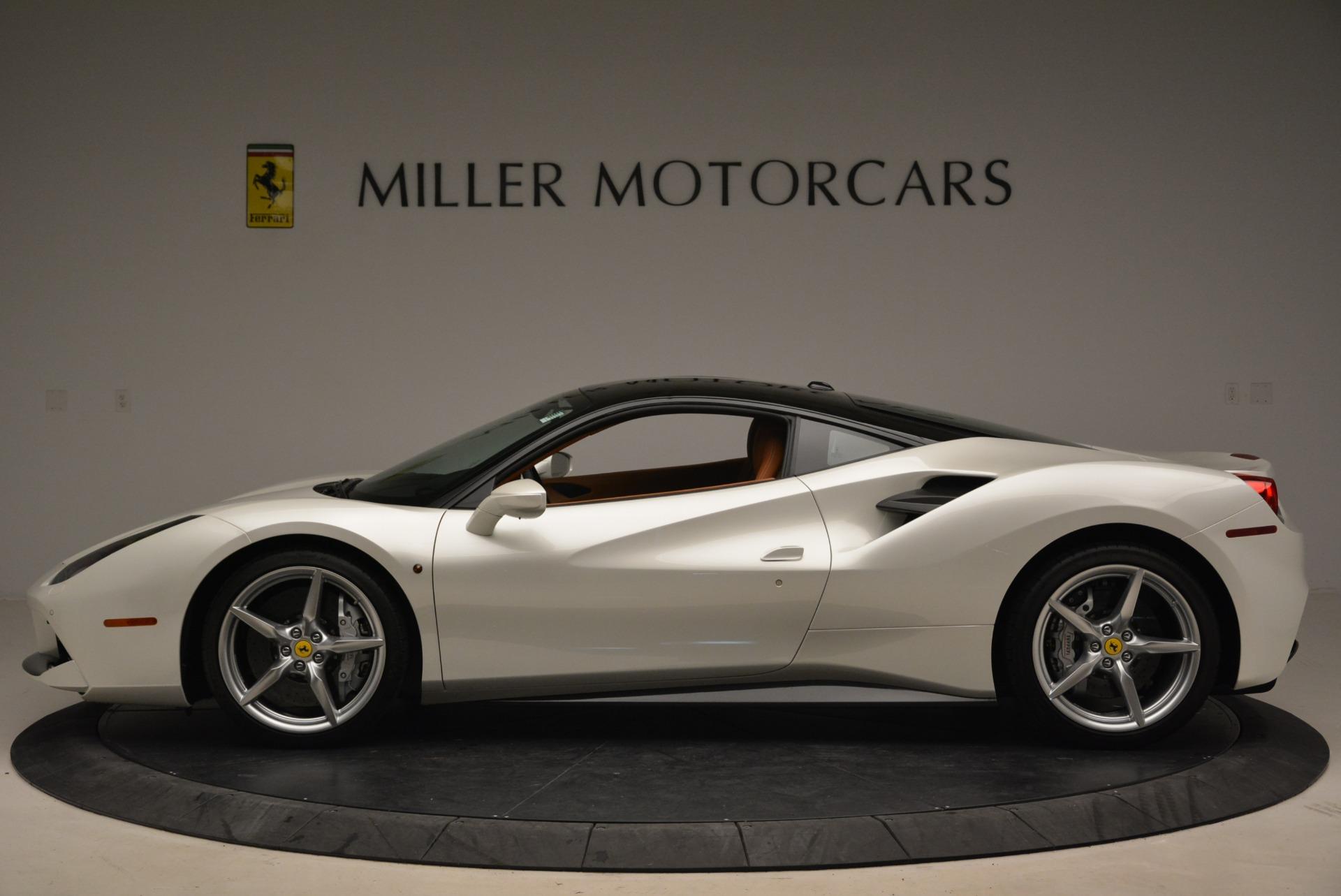 Used 2016 Ferrari 488 GTB  For Sale In Greenwich, CT. Alfa Romeo of Greenwich, 4467 2148_p3