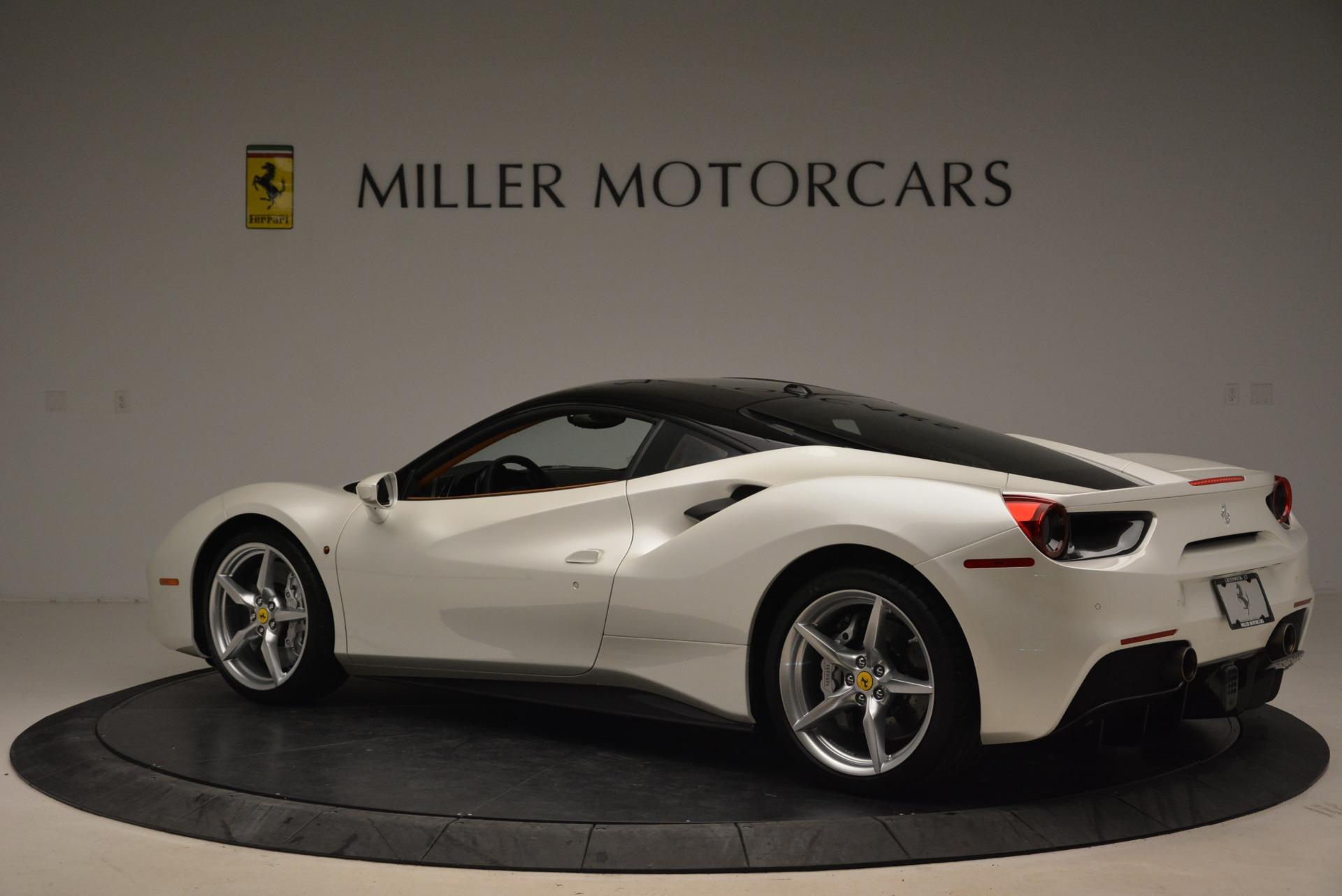 Used 2016 Ferrari 488 GTB  For Sale In Greenwich, CT. Alfa Romeo of Greenwich, 4467 2148_p4