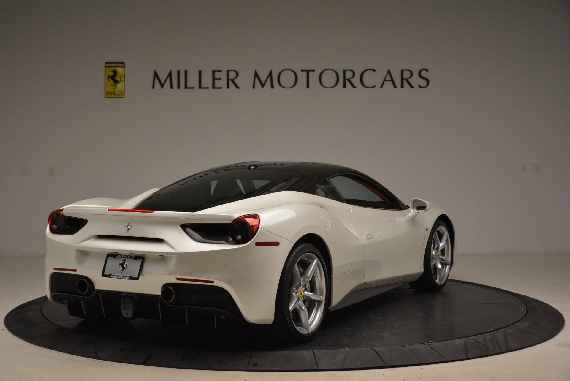Used 2016 Ferrari 488 GTB  For Sale In Greenwich, CT. Alfa Romeo of Greenwich, 4467 2148_p7