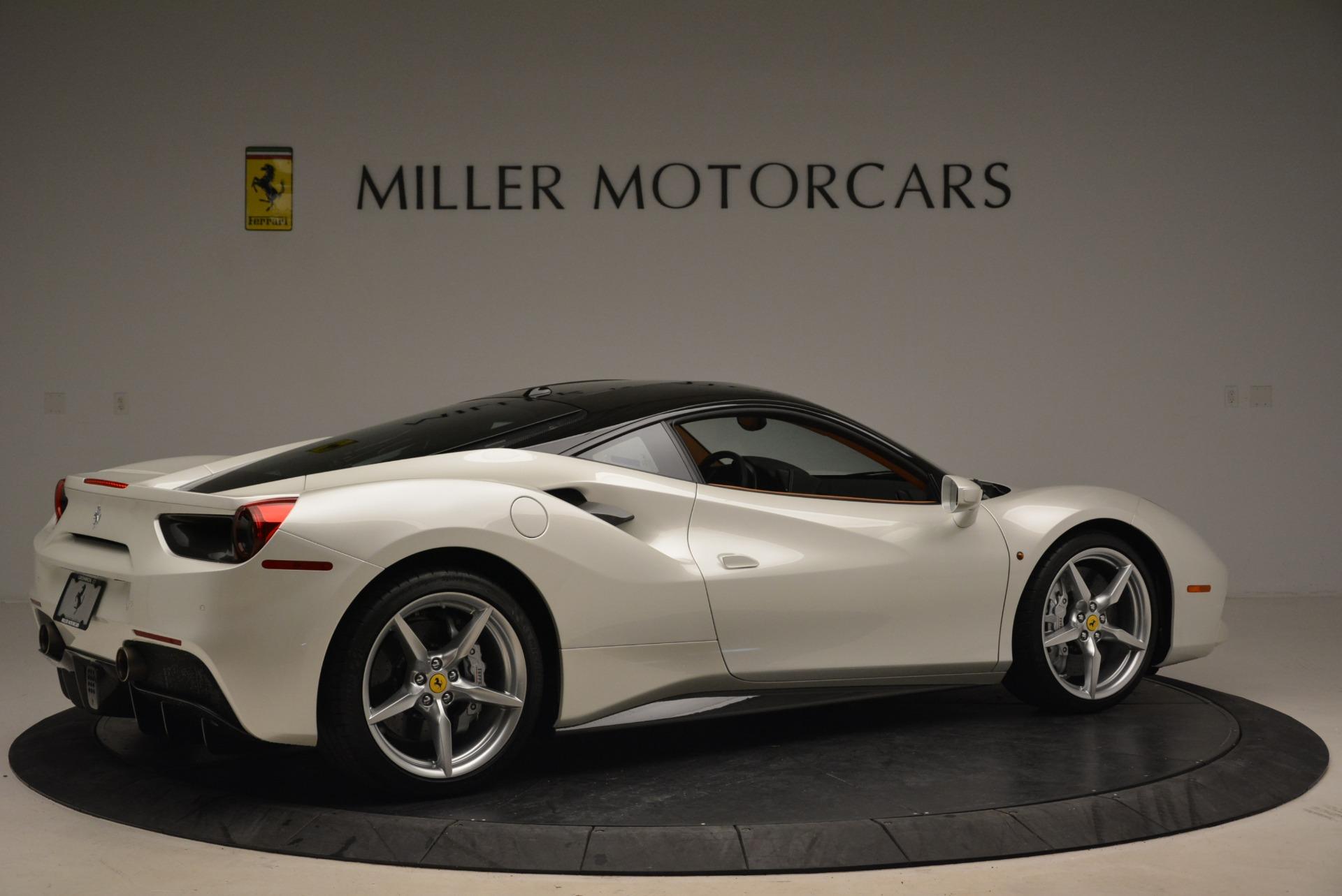 Used 2016 Ferrari 488 GTB  For Sale In Greenwich, CT. Alfa Romeo of Greenwich, 4467 2148_p8