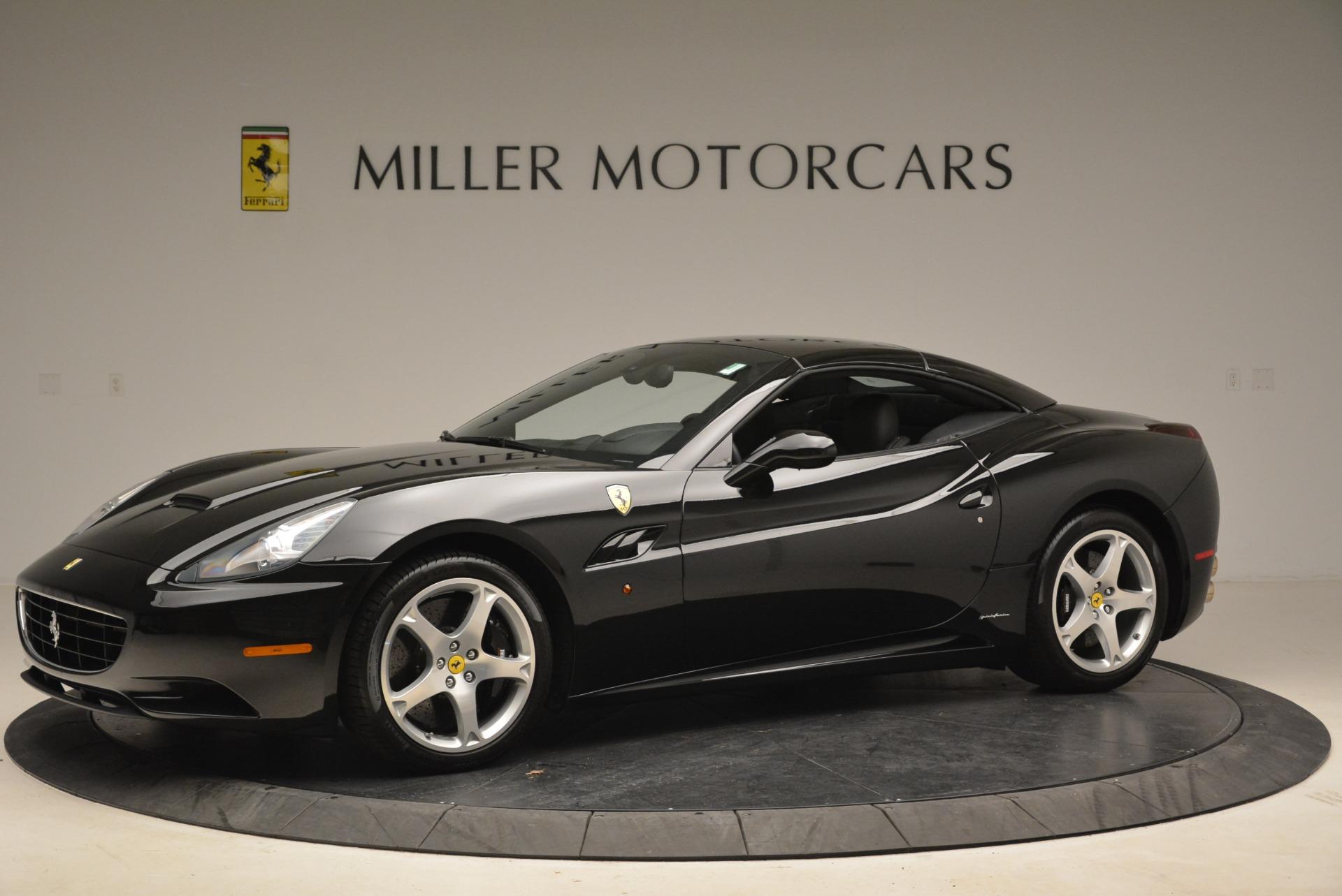Used 2009 Ferrari California  For Sale In Greenwich, CT. Alfa Romeo of Greenwich, 4459A 2149_p14