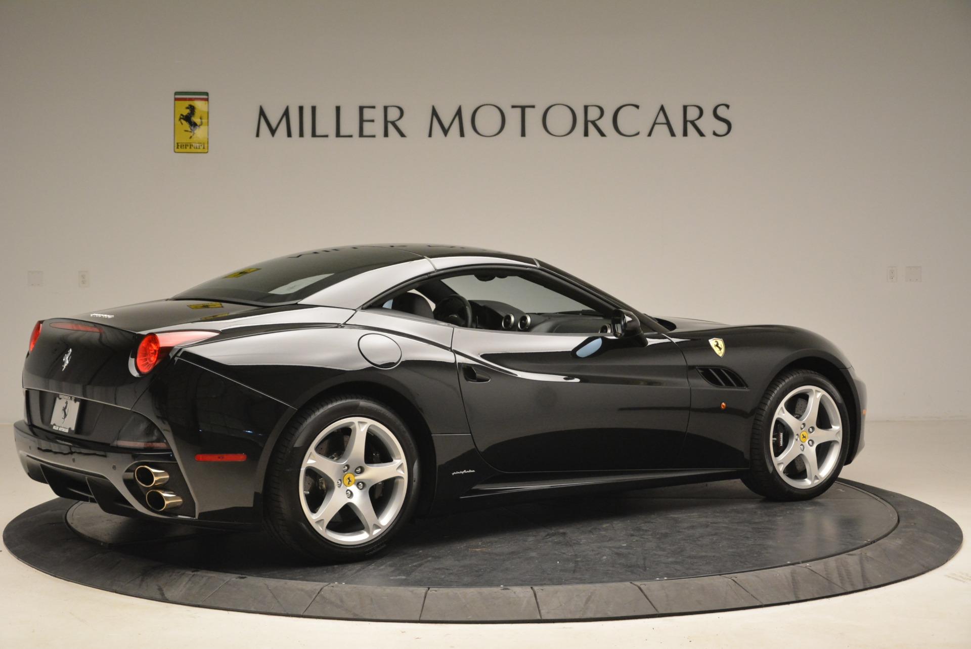Used 2009 Ferrari California  For Sale In Greenwich, CT. Alfa Romeo of Greenwich, 4459A 2149_p20
