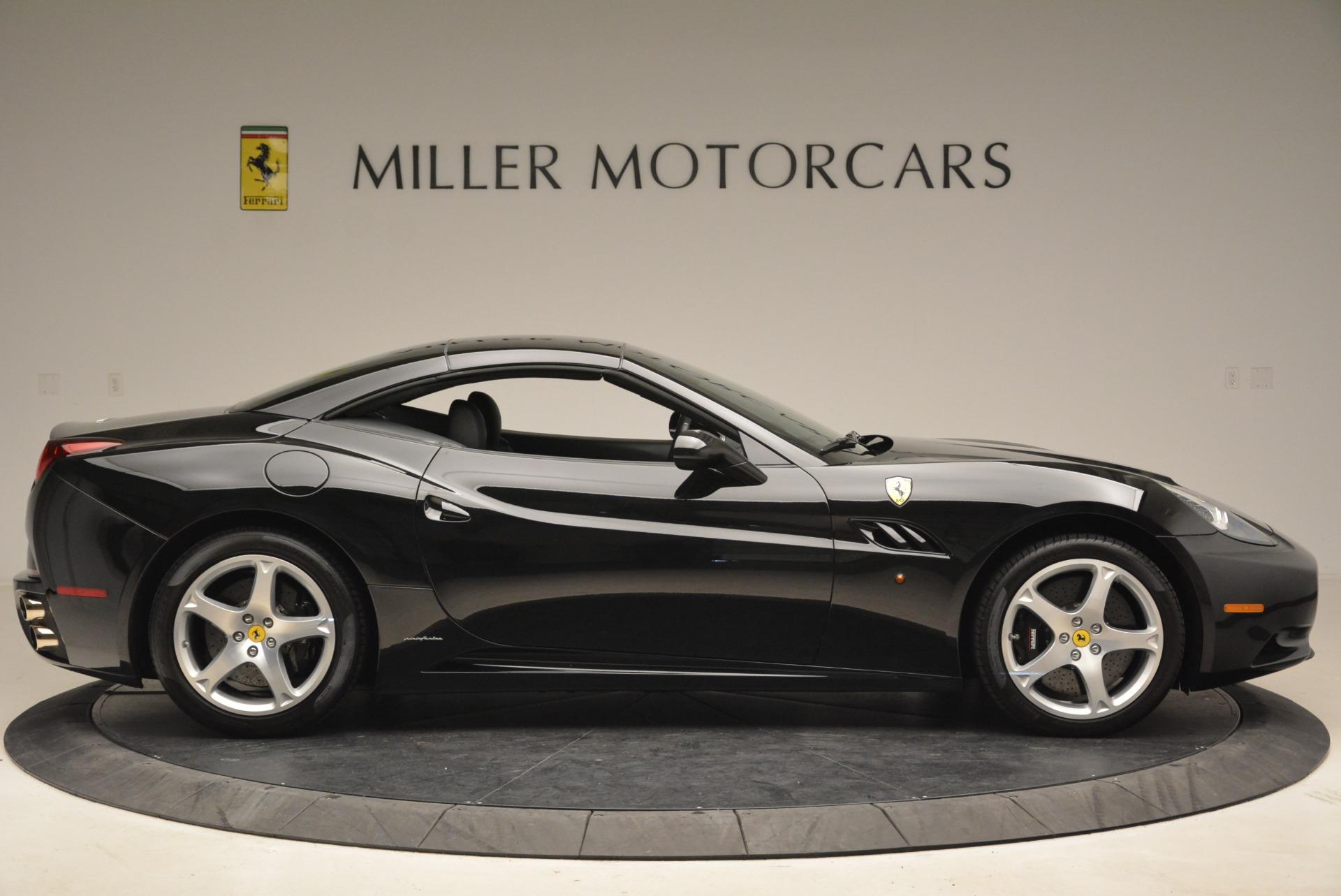 Used 2009 Ferrari California  For Sale In Greenwich, CT. Alfa Romeo of Greenwich, 4459A 2149_p21