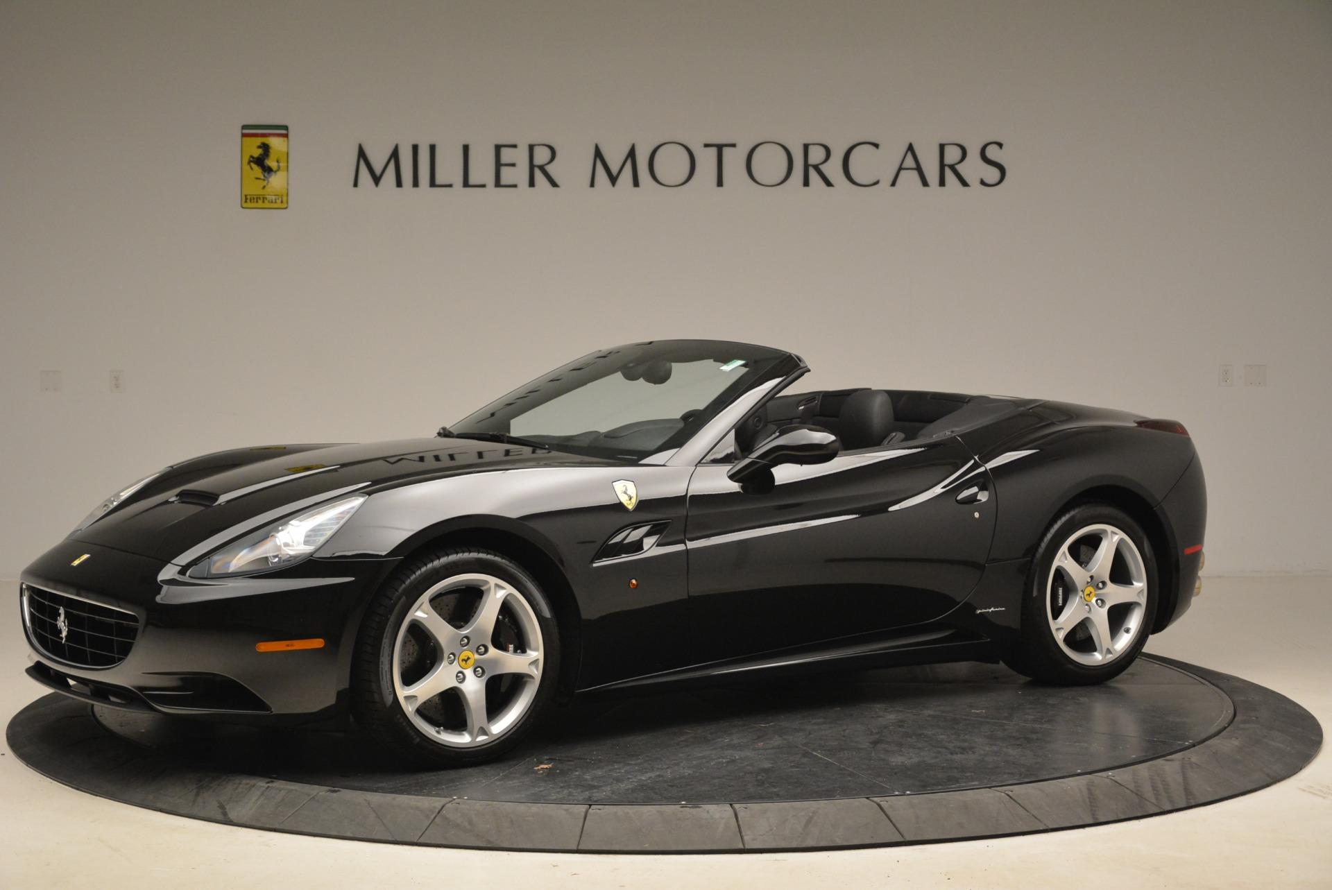 Used 2009 Ferrari California  For Sale In Greenwich, CT. Alfa Romeo of Greenwich, 4459A 2149_p2