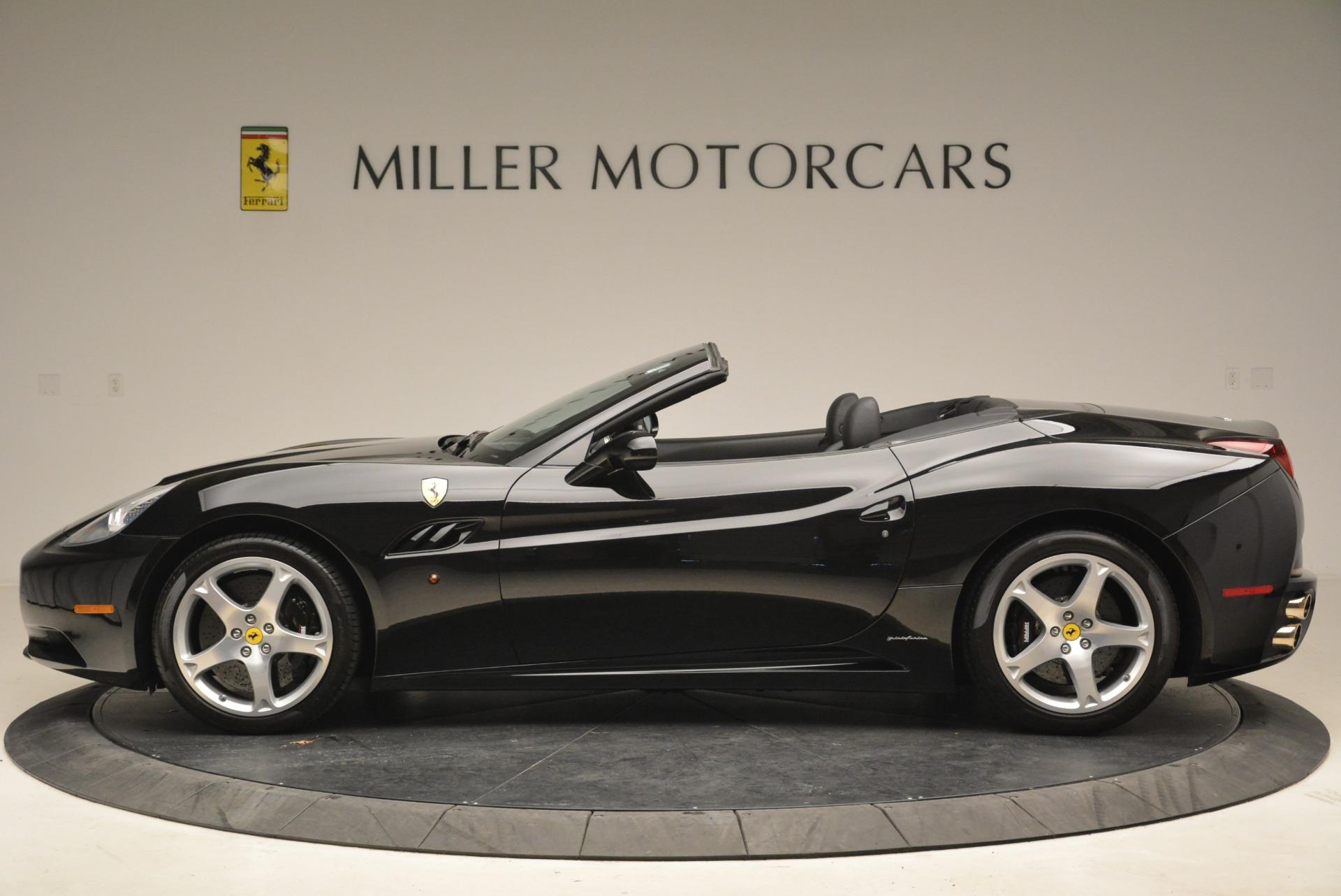 Used 2009 Ferrari California  For Sale In Greenwich, CT. Alfa Romeo of Greenwich, 4459A 2149_p3
