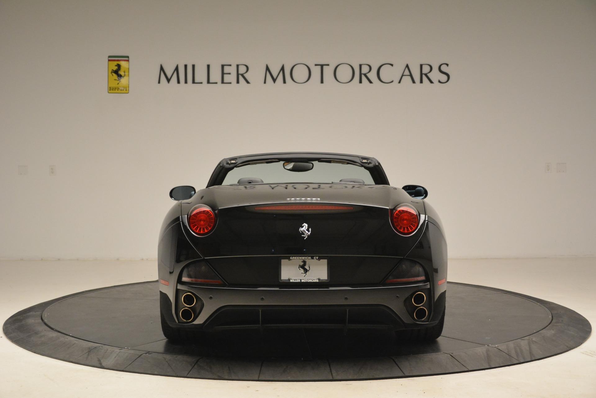 Used 2009 Ferrari California  For Sale In Greenwich, CT. Alfa Romeo of Greenwich, 4459A 2149_p6