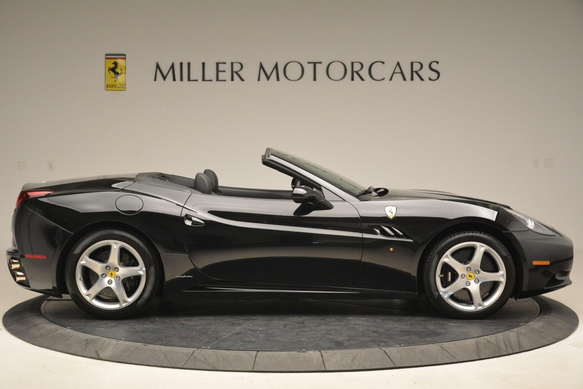 Used 2009 Ferrari California  For Sale In Greenwich, CT. Alfa Romeo of Greenwich, 4459A 2149_p9