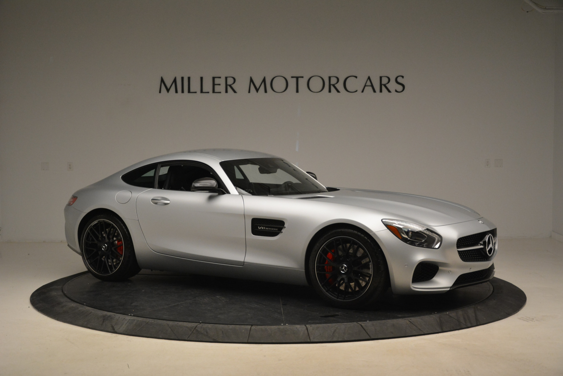 Used 2016 Mercedes-Benz AMG GT S For Sale In Greenwich, CT. Alfa Romeo of Greenwich, 7344 2150_p10