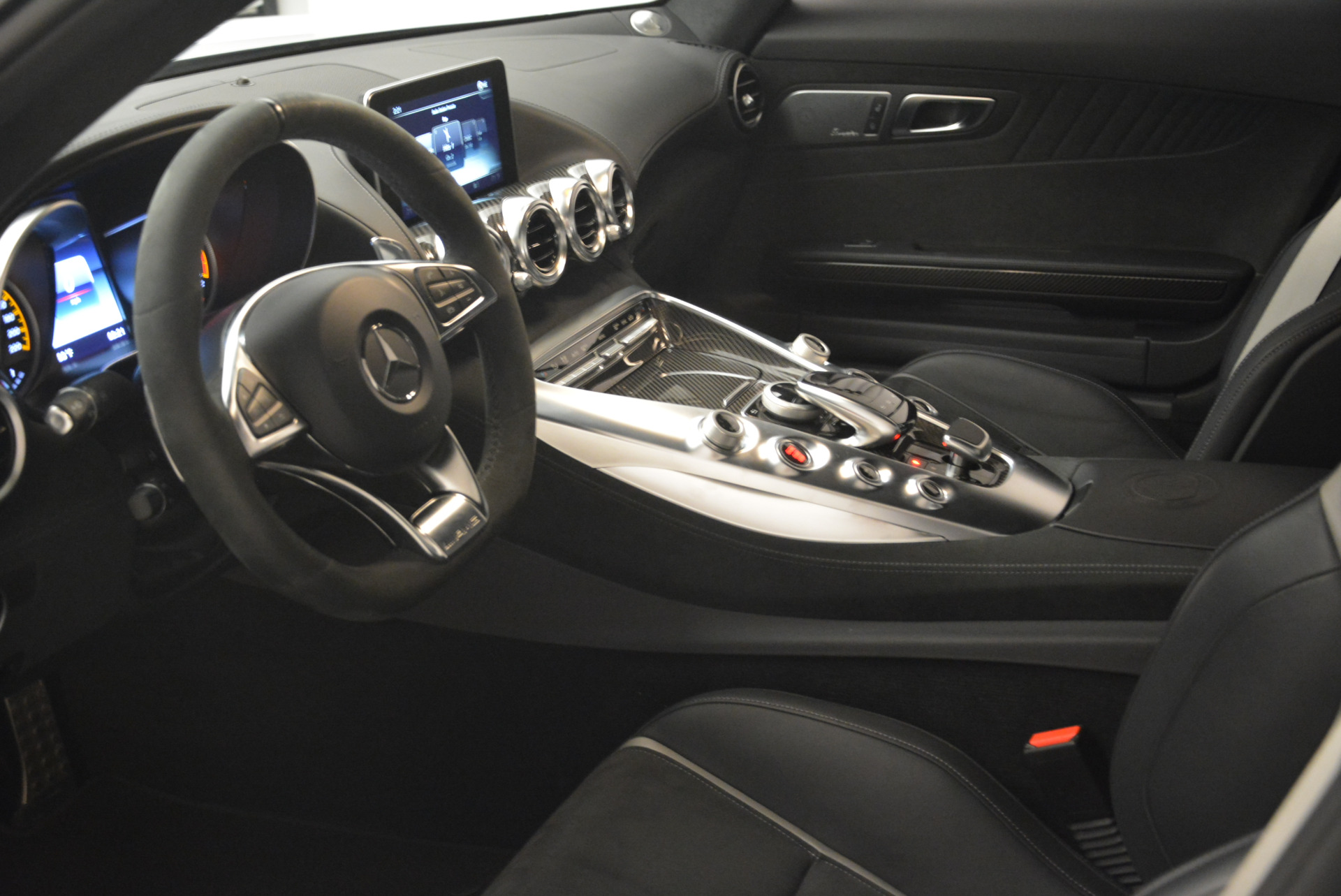 Used 2016 Mercedes-Benz AMG GT S For Sale In Greenwich, CT. Alfa Romeo of Greenwich, 7344 2150_p14