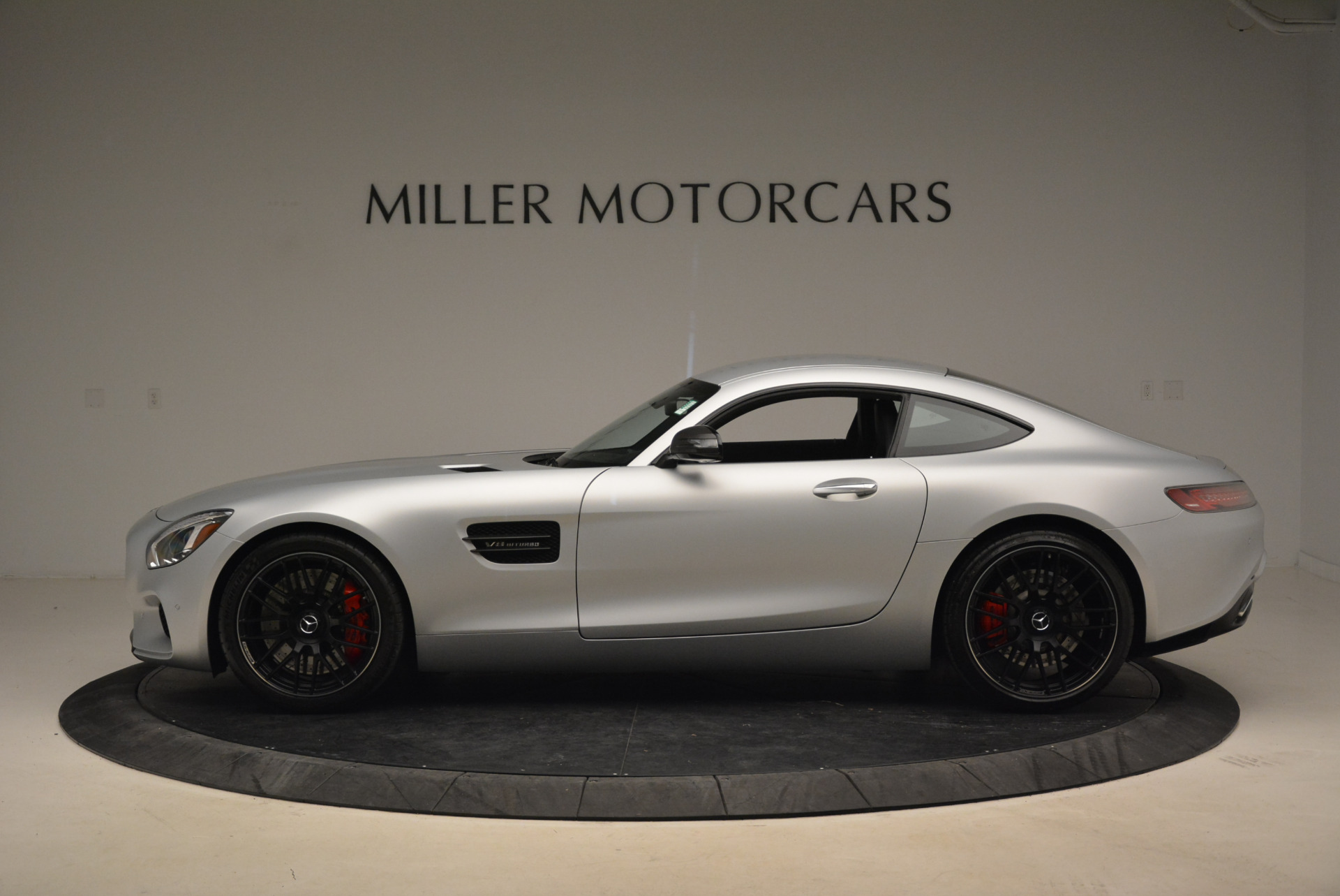 Used 2016 Mercedes-Benz AMG GT S For Sale In Greenwich, CT. Alfa Romeo of Greenwich, 7344 2150_p3