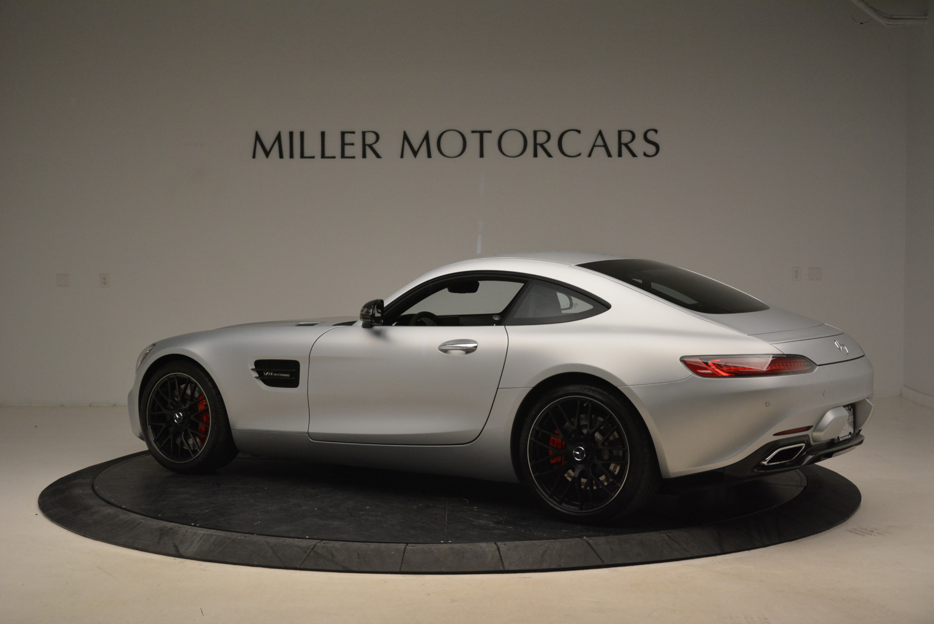 Used 2016 Mercedes-Benz AMG GT S For Sale In Greenwich, CT. Alfa Romeo of Greenwich, 7344 2150_p4