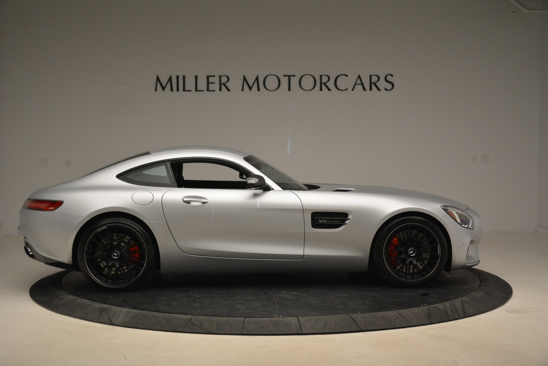 Used 2016 Mercedes-Benz AMG GT S For Sale In Greenwich, CT. Alfa Romeo of Greenwich, 7344 2150_p9