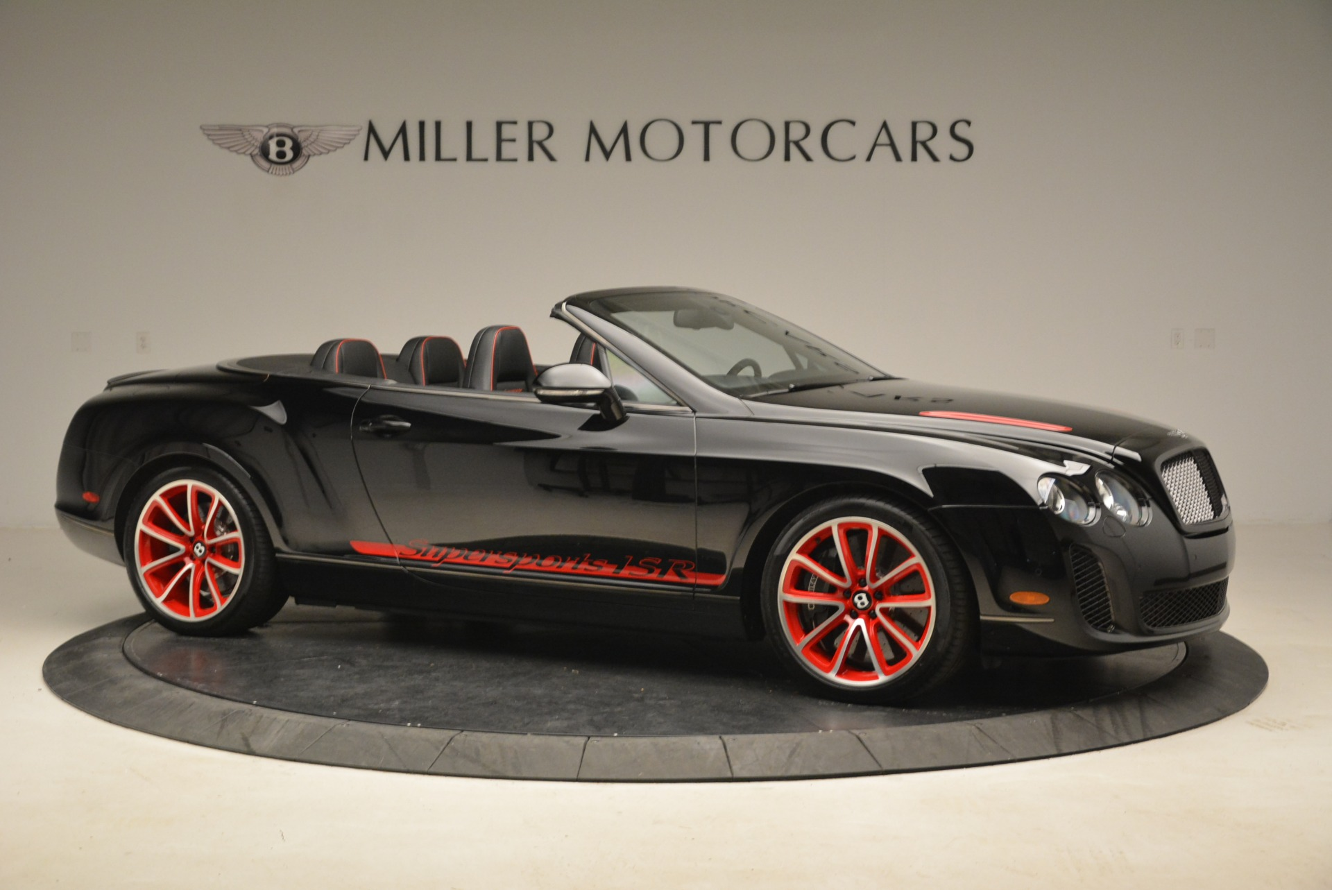 Used 2013 Bentley Continental GT Supersports Convertible ISR For Sale In Greenwich, CT. Alfa Romeo of Greenwich, 7340 2151_p10