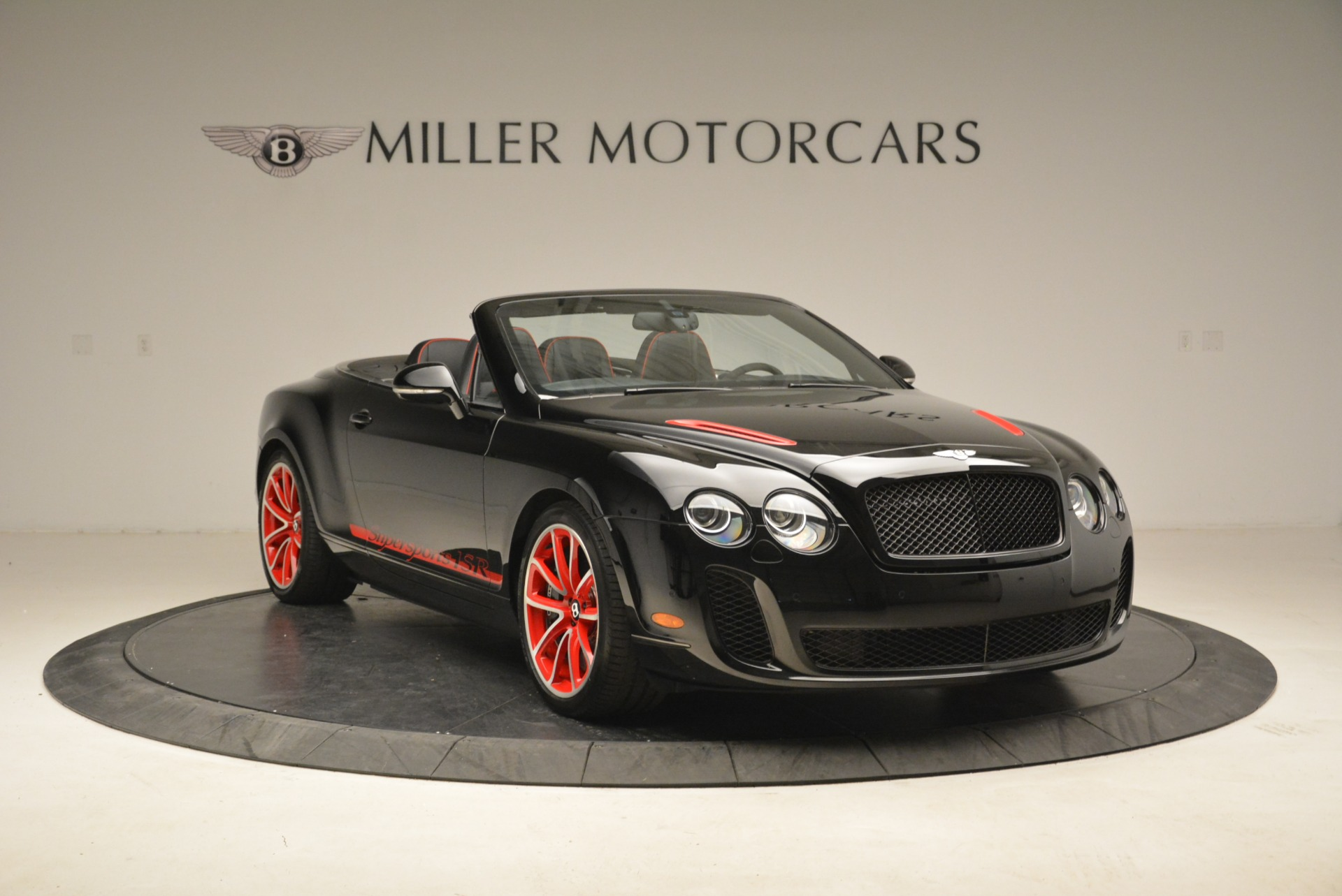 Used 2013 Bentley Continental GT Supersports Convertible ISR For Sale In Greenwich, CT. Alfa Romeo of Greenwich, 7340 2151_p11