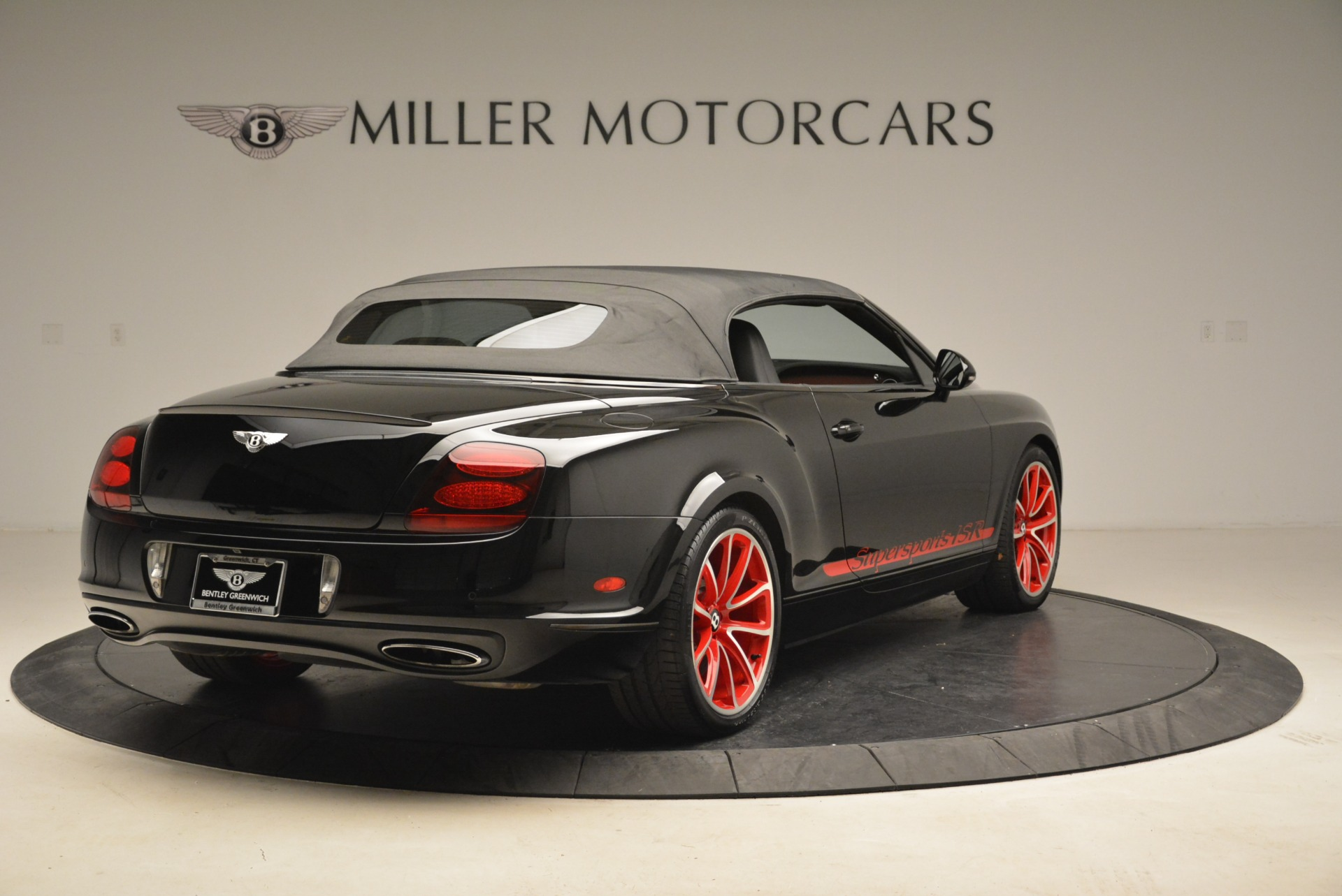 Used 2013 Bentley Continental GT Supersports Convertible ISR For Sale In Greenwich, CT. Alfa Romeo of Greenwich, 7340 2151_p20