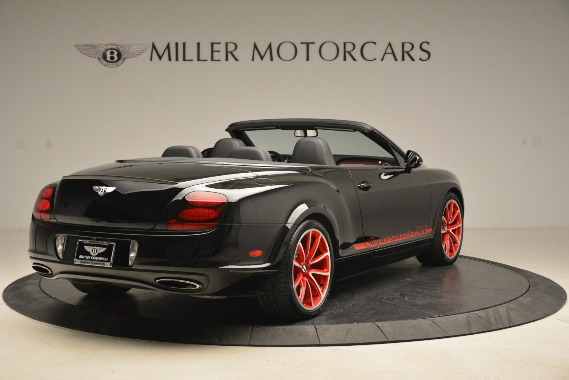 Used 2013 Bentley Continental GT Supersports Convertible ISR For Sale In Greenwich, CT. Alfa Romeo of Greenwich, 7340 2151_p7