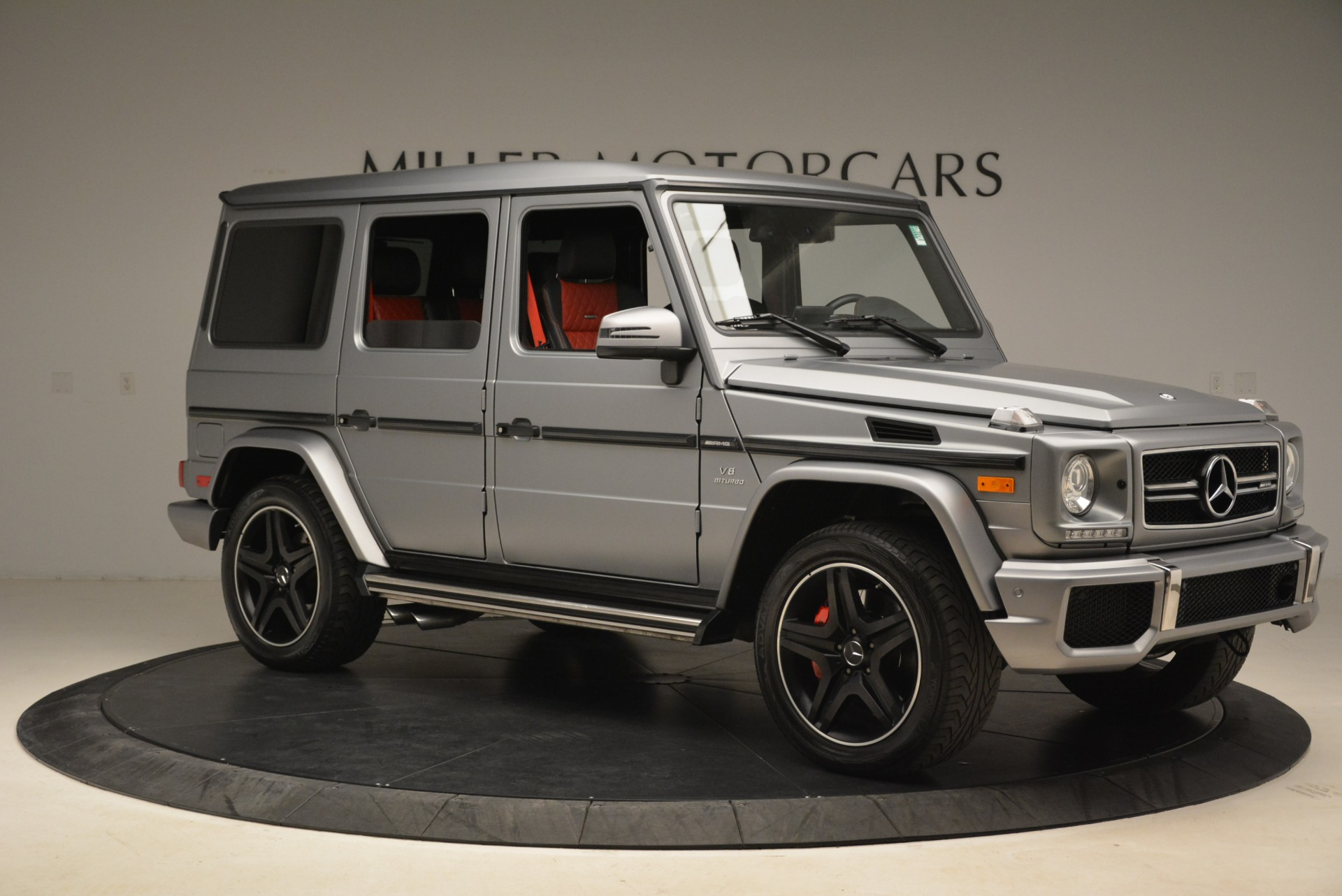 Used 2017 Mercedes-Benz G-Class AMG G 63 For Sale In Greenwich, CT. Alfa Romeo of Greenwich, 7345 2156_p10