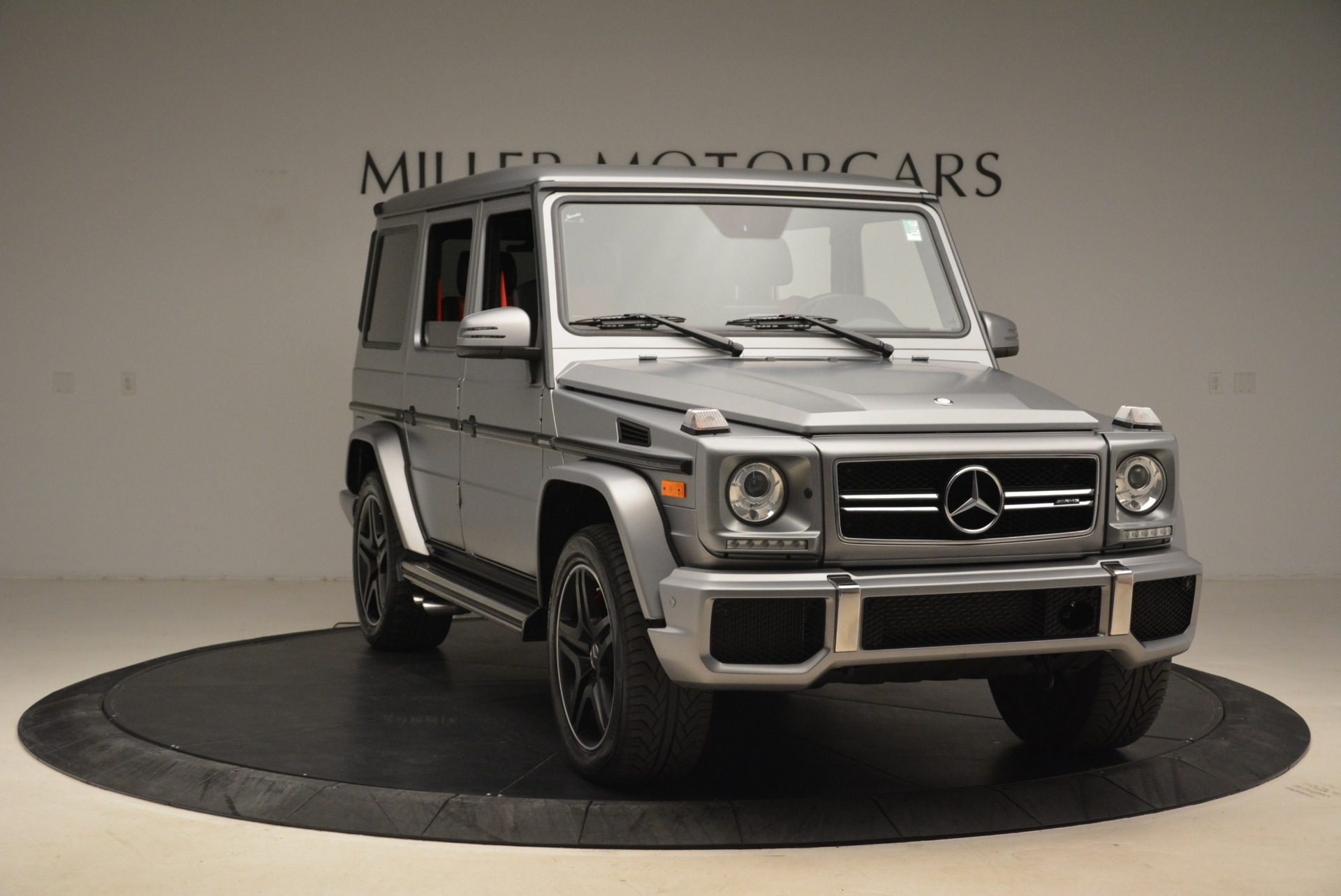 Used 2017 Mercedes-Benz G-Class AMG G 63 For Sale In Greenwich, CT. Alfa Romeo of Greenwich, 7345 2156_p11