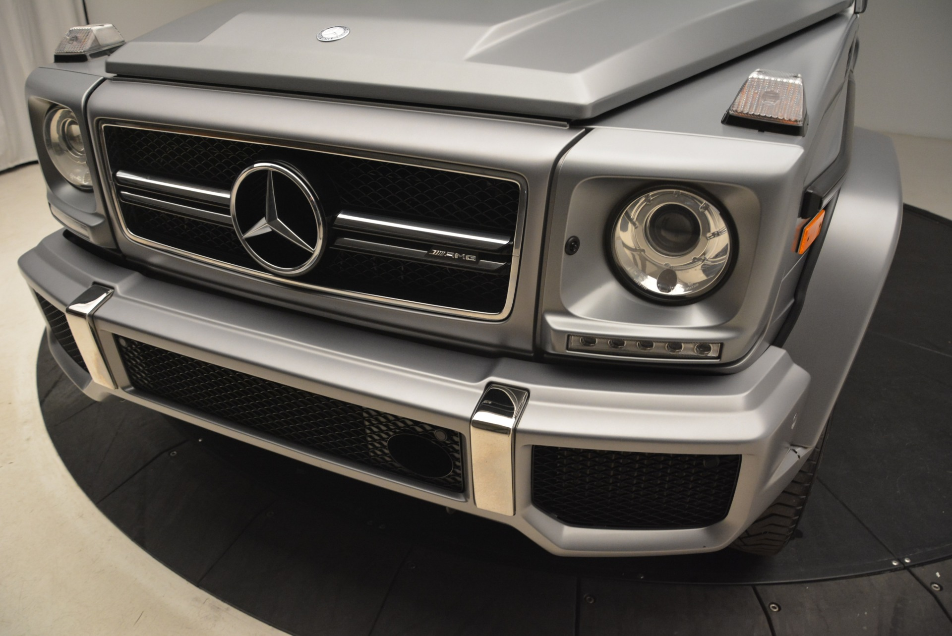 Used 2017 Mercedes-Benz G-Class AMG G 63 For Sale In Greenwich, CT. Alfa Romeo of Greenwich, 7345 2156_p14