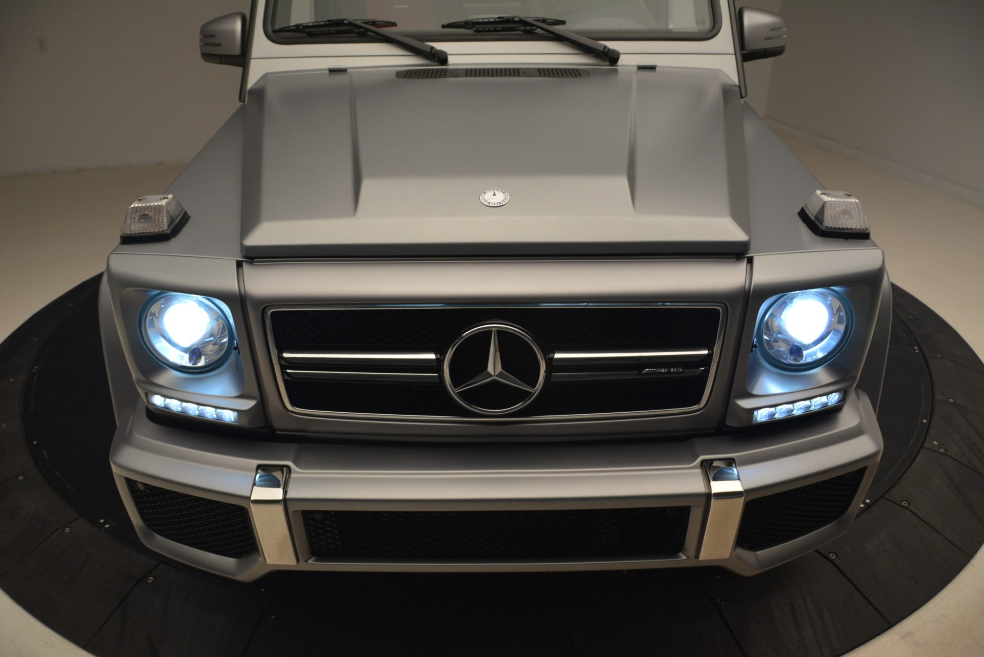 Used 2017 Mercedes-Benz G-Class AMG G 63 For Sale In Greenwich, CT. Alfa Romeo of Greenwich, 7345 2156_p15