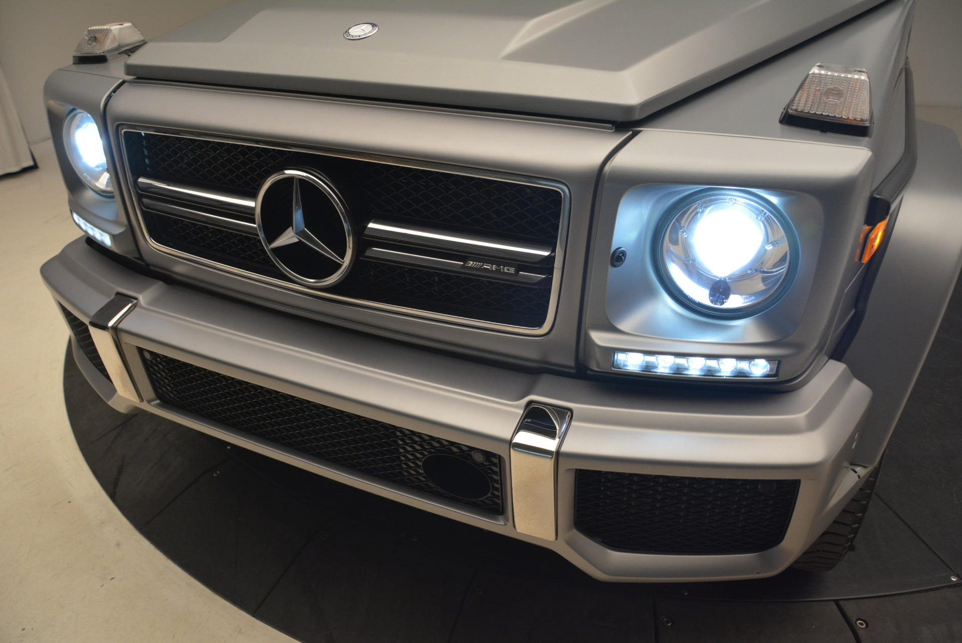 Used 2017 Mercedes-Benz G-Class AMG G 63 For Sale In Greenwich, CT. Alfa Romeo of Greenwich, 7345 2156_p16