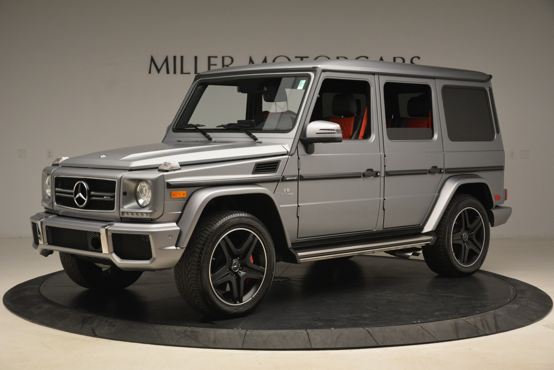 Used 2017 Mercedes-Benz G-Class AMG G 63 For Sale In Greenwich, CT. Alfa Romeo of Greenwich, 7345 2156_p2
