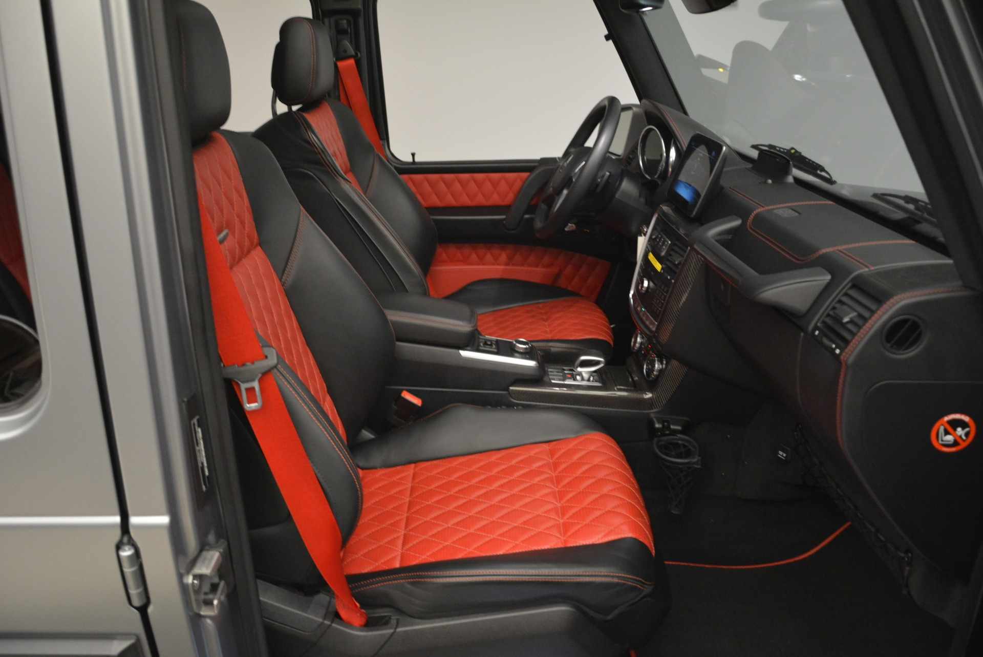 Used 2017 Mercedes-Benz G-Class AMG G 63 For Sale In Greenwich, CT. Alfa Romeo of Greenwich, 7345 2156_p37