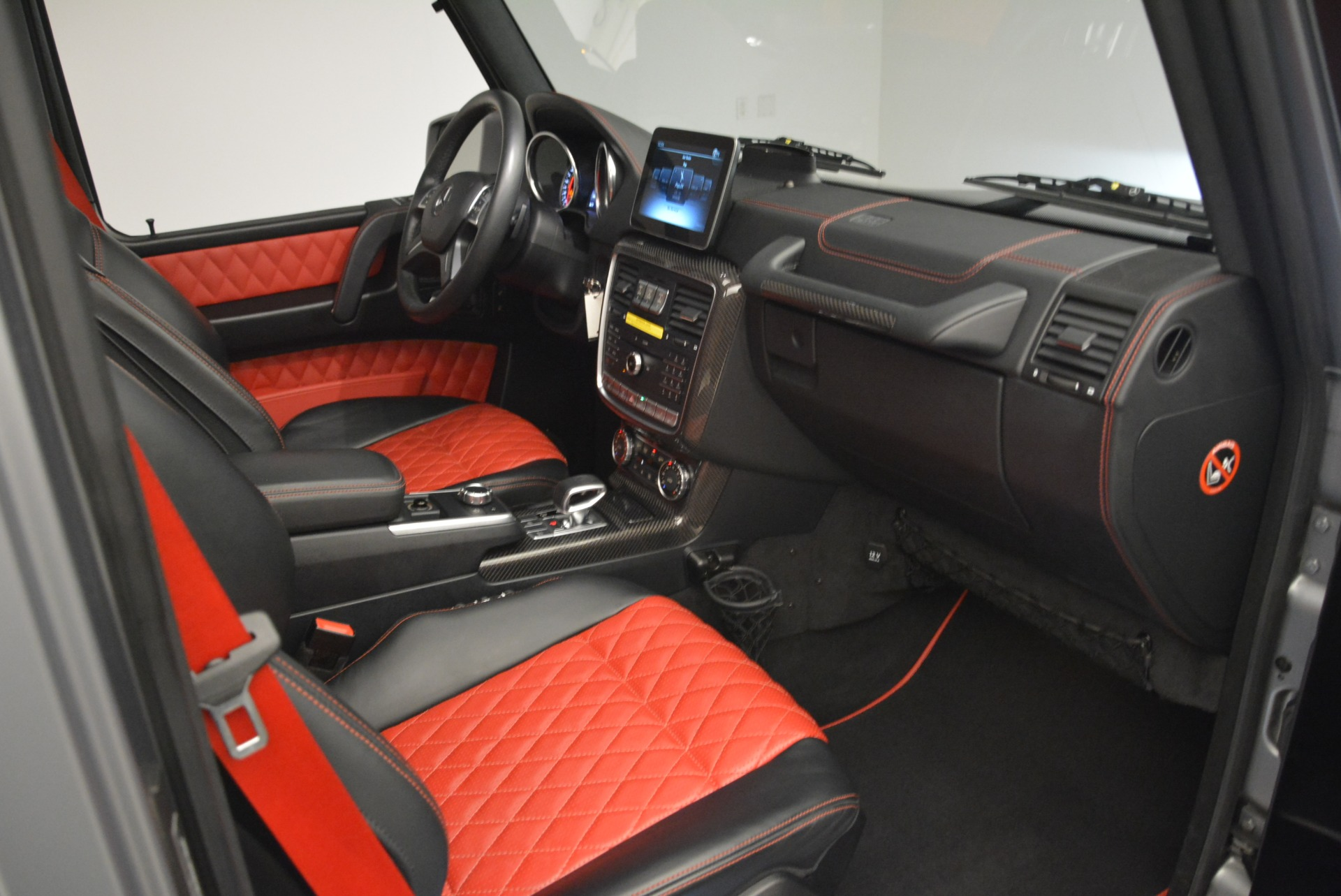 Used 2017 Mercedes-Benz G-Class AMG G 63 For Sale In Greenwich, CT. Alfa Romeo of Greenwich, 7345 2156_p38