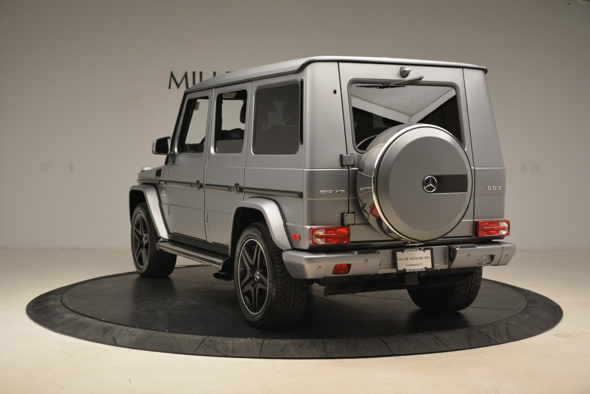 Used 2017 Mercedes-Benz G-Class AMG G 63 For Sale In Greenwich, CT. Alfa Romeo of Greenwich, 7345 2156_p5