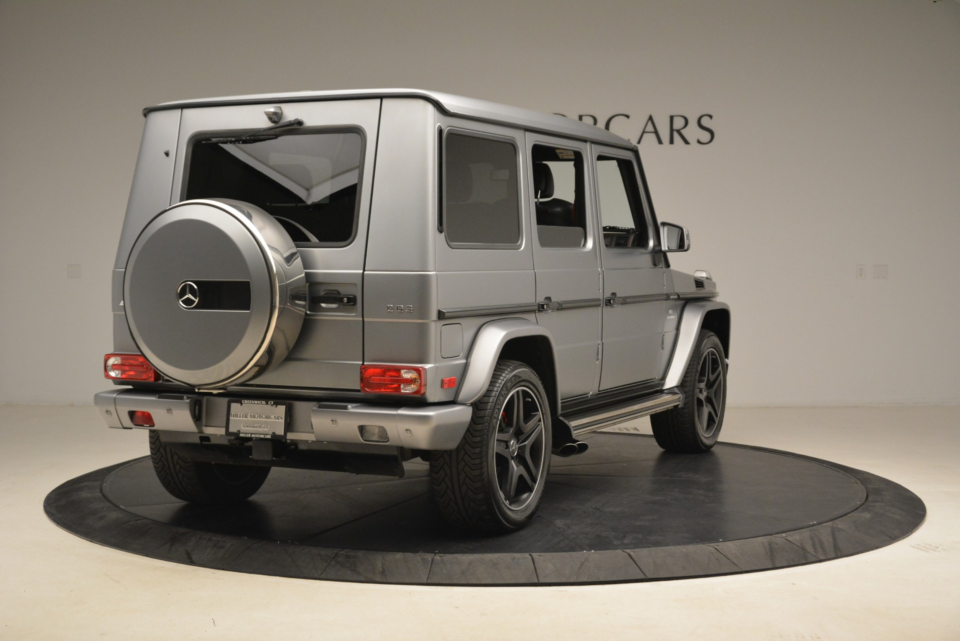 Used 2017 Mercedes-Benz G-Class AMG G 63 For Sale In Greenwich, CT. Alfa Romeo of Greenwich, 7345 2156_p7