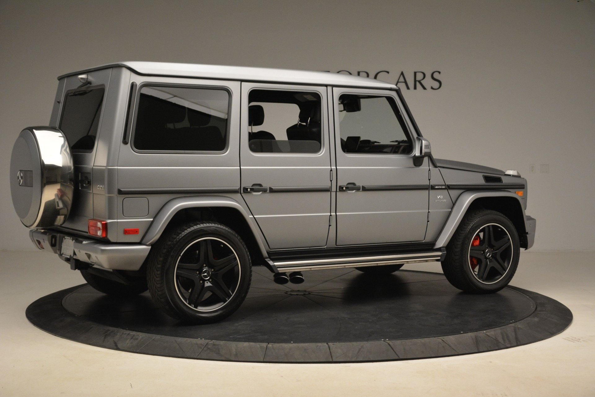 Used 2017 Mercedes-Benz G-Class AMG G 63 For Sale In Greenwich, CT. Alfa Romeo of Greenwich, 7345 2156_p8
