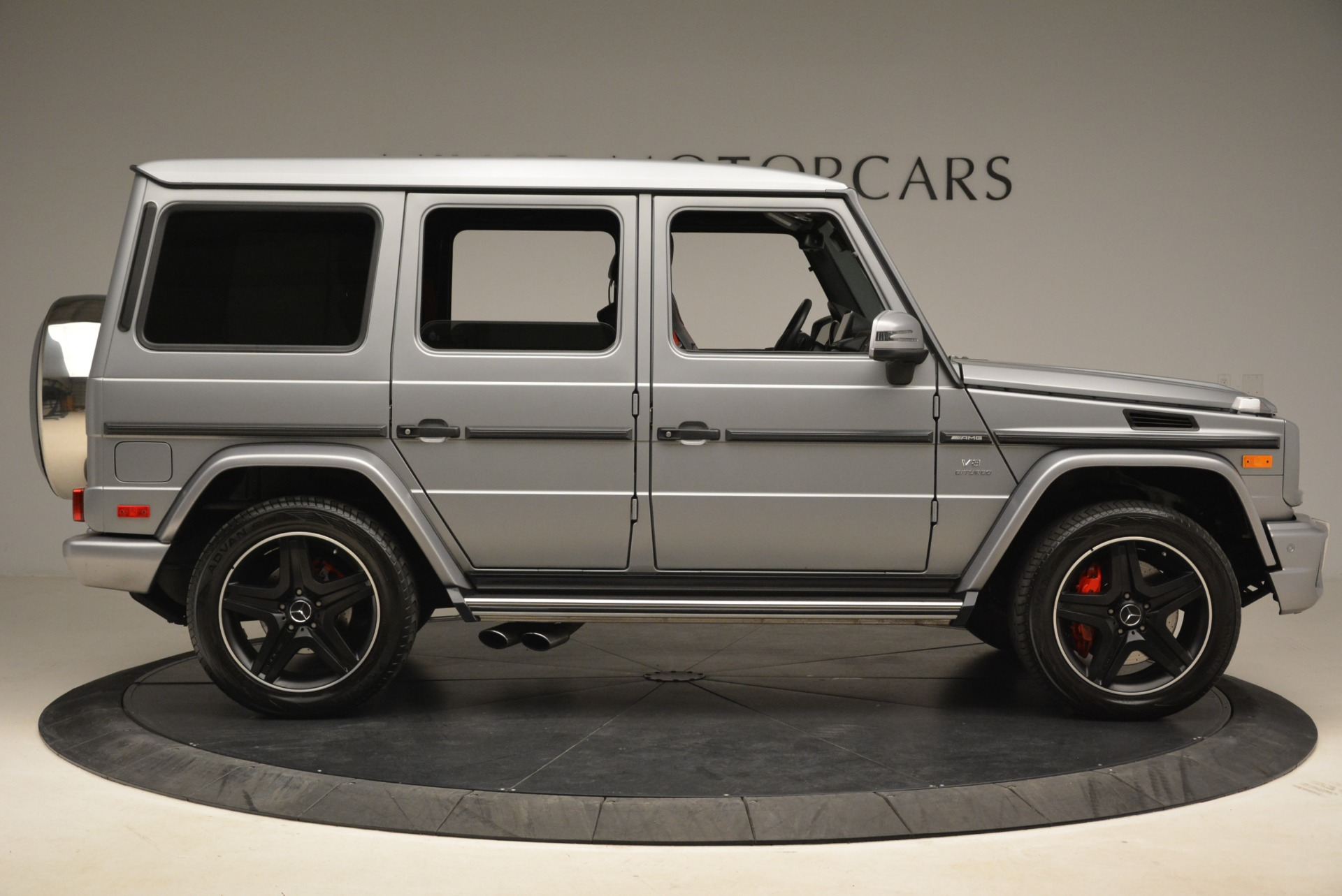 Used 2017 Mercedes-Benz G-Class AMG G 63 For Sale In Greenwich, CT. Alfa Romeo of Greenwich, 7345 2156_p9