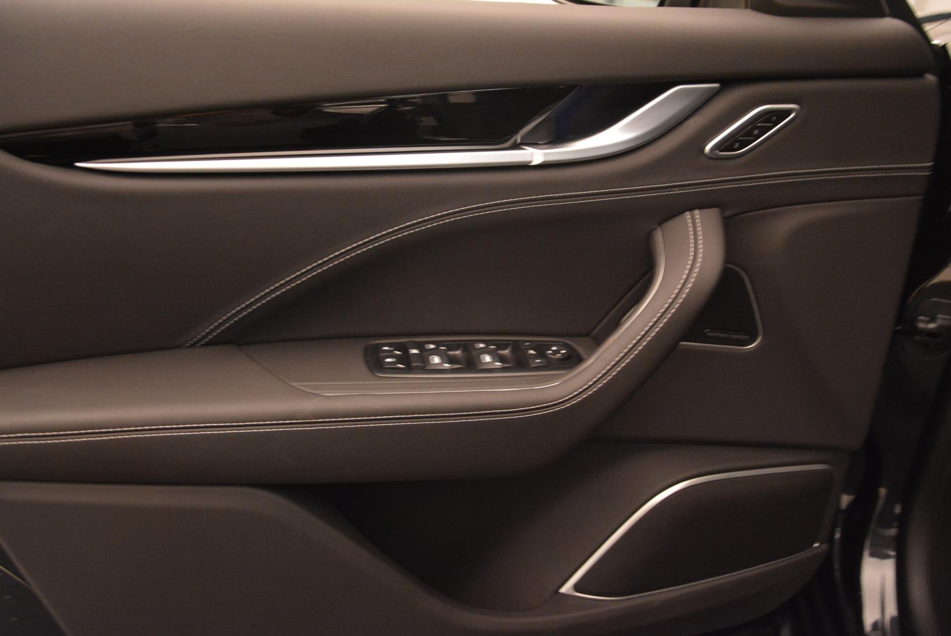 New 2018 Maserati Levante S Q4 GranSport For Sale In Greenwich, CT. Alfa Romeo of Greenwich, M2085 2157_p15