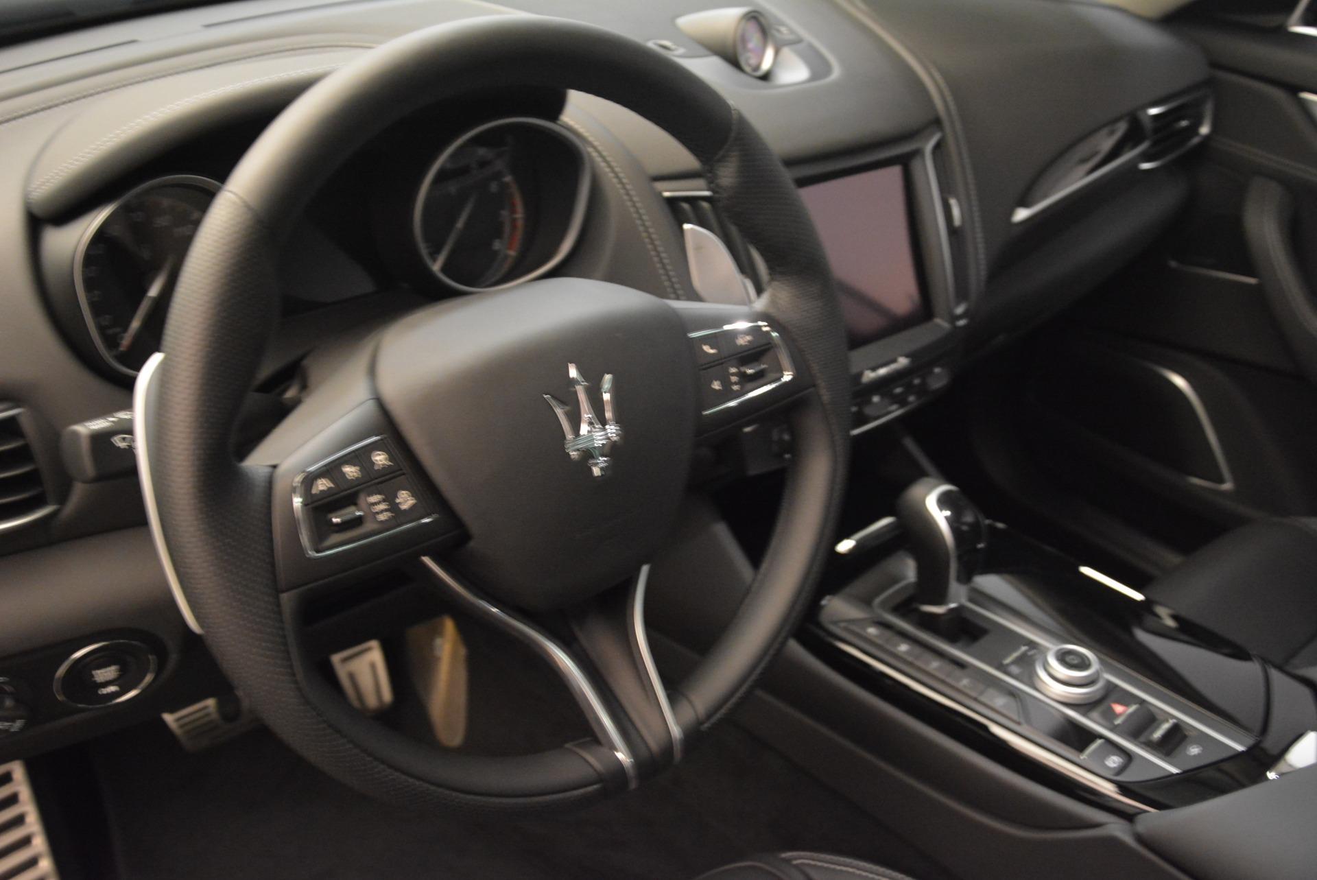 New 2018 Maserati Levante S Q4 GranSport For Sale In Greenwich, CT. Alfa Romeo of Greenwich, M2085 2157_p16