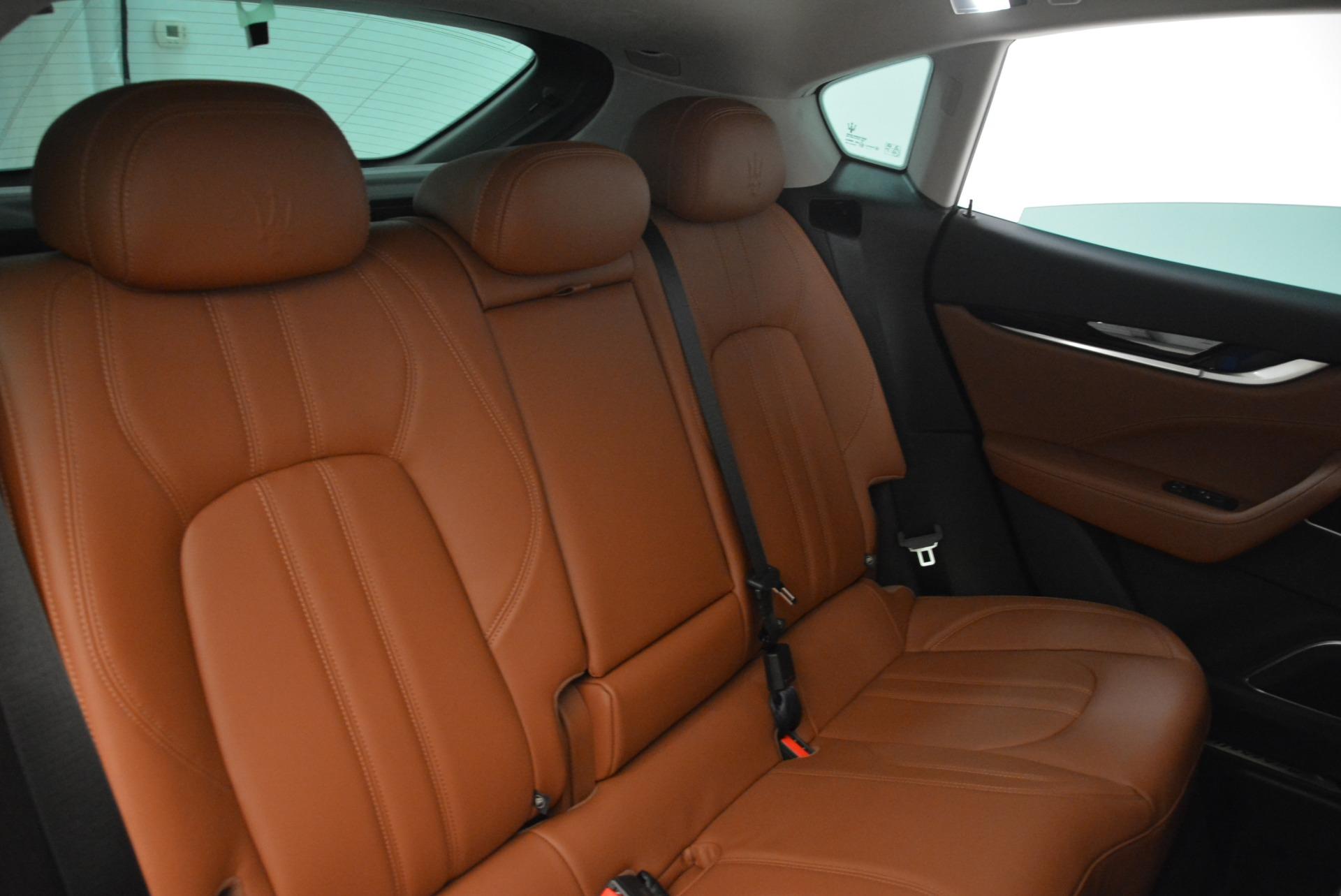 New 2018 Maserati Levante S Q4 GranSport For Sale In Greenwich, CT. Alfa Romeo of Greenwich, M2086 2158_p23