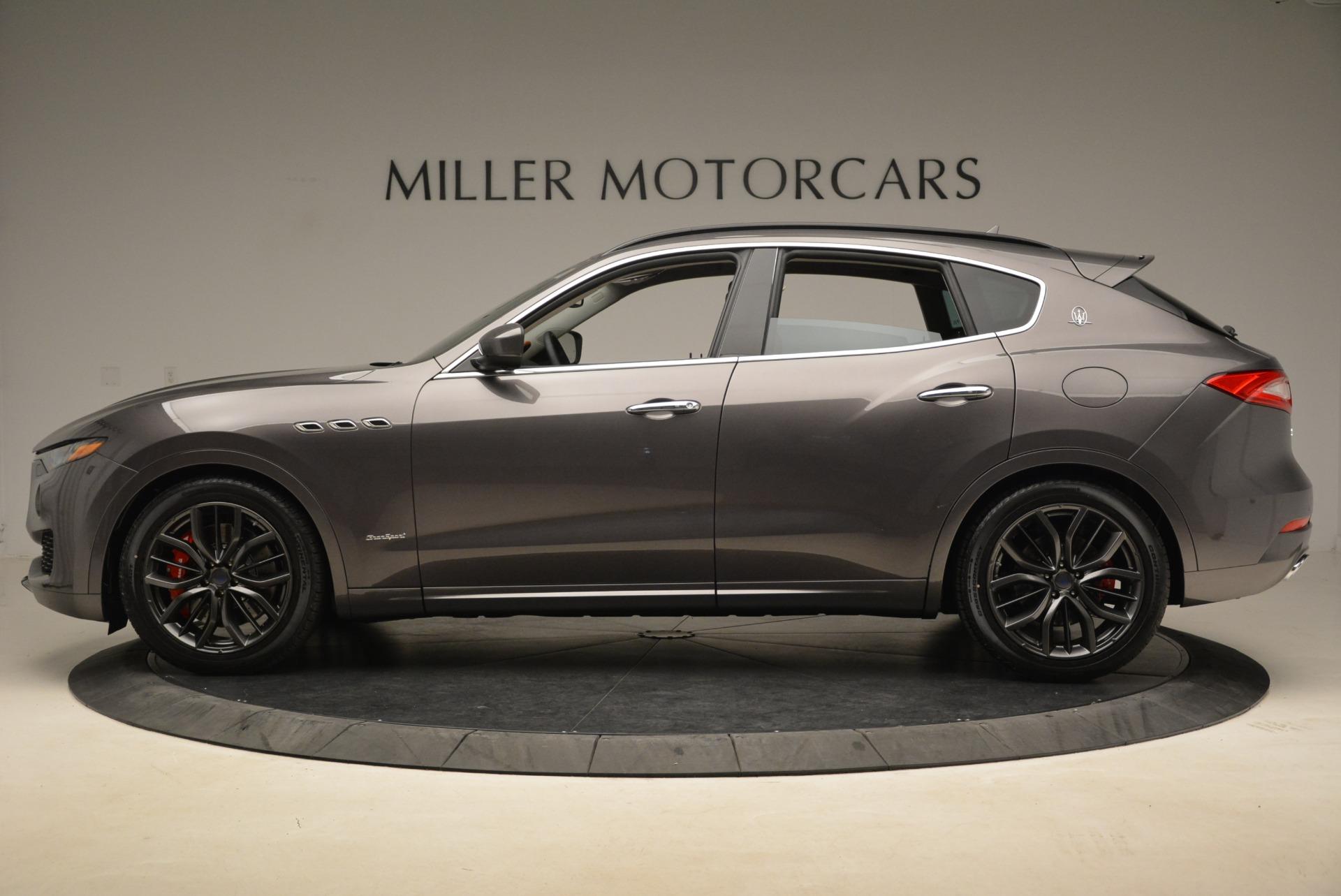New 2018 Maserati Levante S Q4 GranSport For Sale In Greenwich, CT. Alfa Romeo of Greenwich, M2086 2158_p2