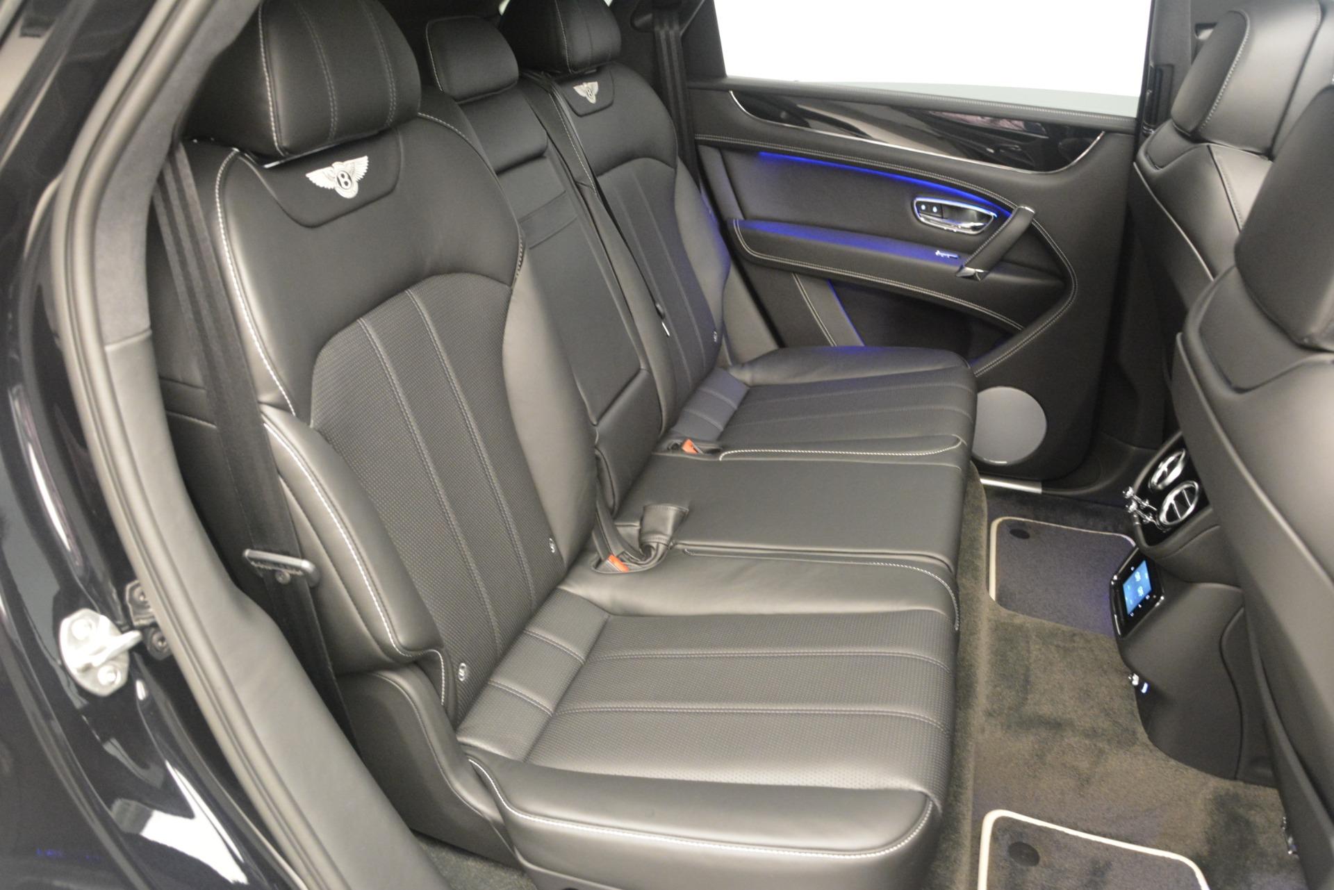 New 2019 Bentley Bentayga V8 For Sale In Greenwich, CT. Alfa Romeo of Greenwich, B1366 2160_p29