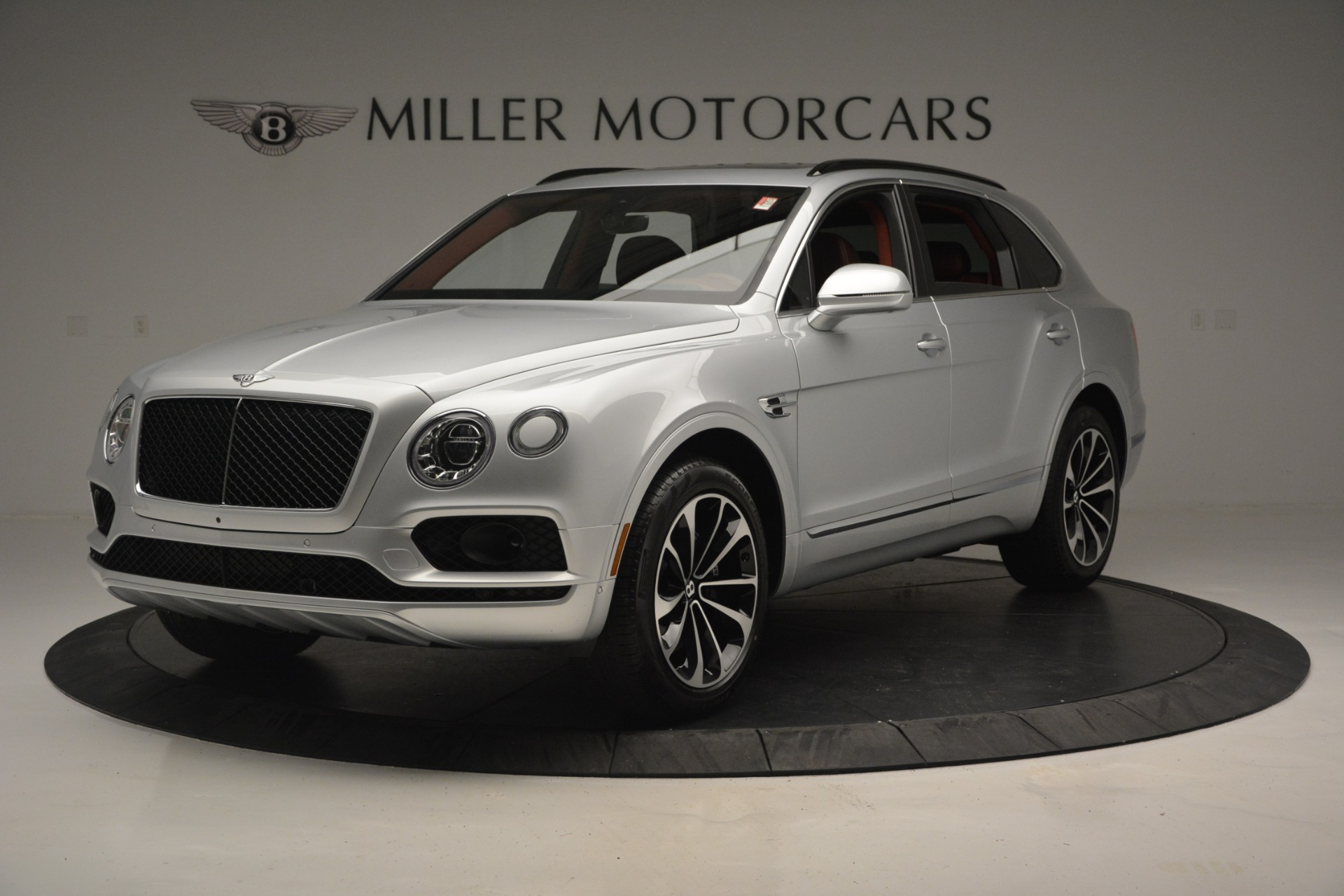 New 2019 Bentley Bentayga V8 For Sale In Greenwich, CT. Alfa Romeo of Greenwich, B1367