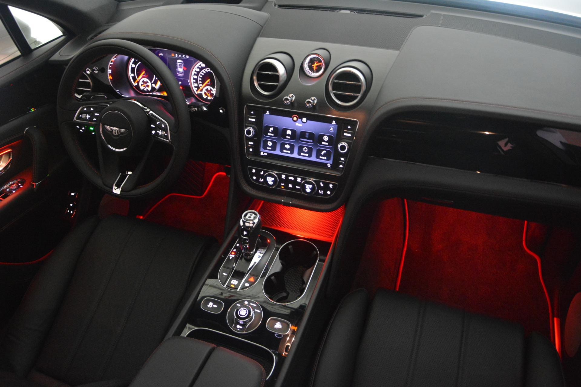 Used 2019 Bentley Bentayga V8 For Sale In Greenwich, CT. Alfa Romeo of Greenwich, B1364 2162_p29