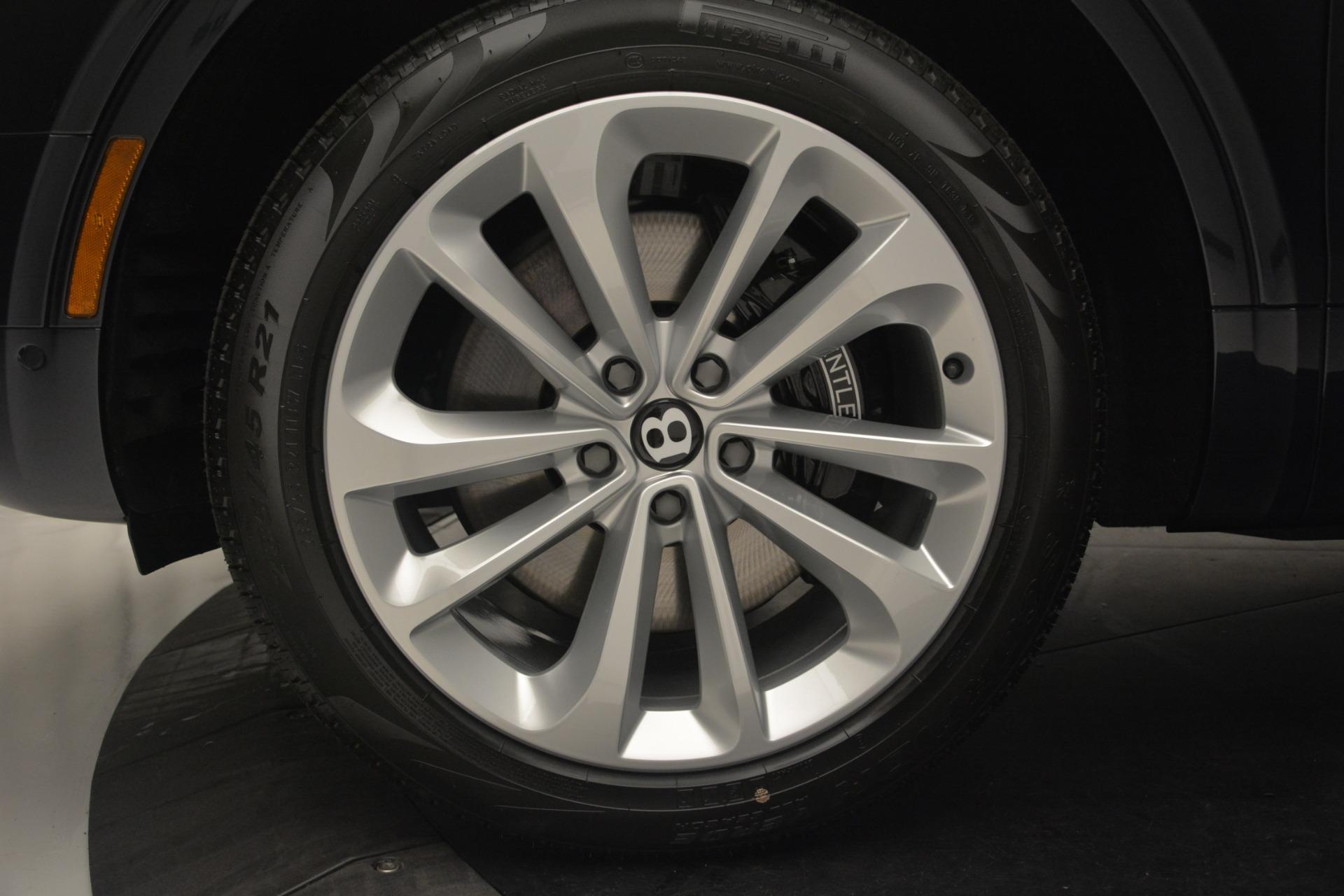 New 2019 Bentley Bentayga V8 For Sale In Greenwich, CT. Alfa Romeo of Greenwich, B1365 2163_p15
