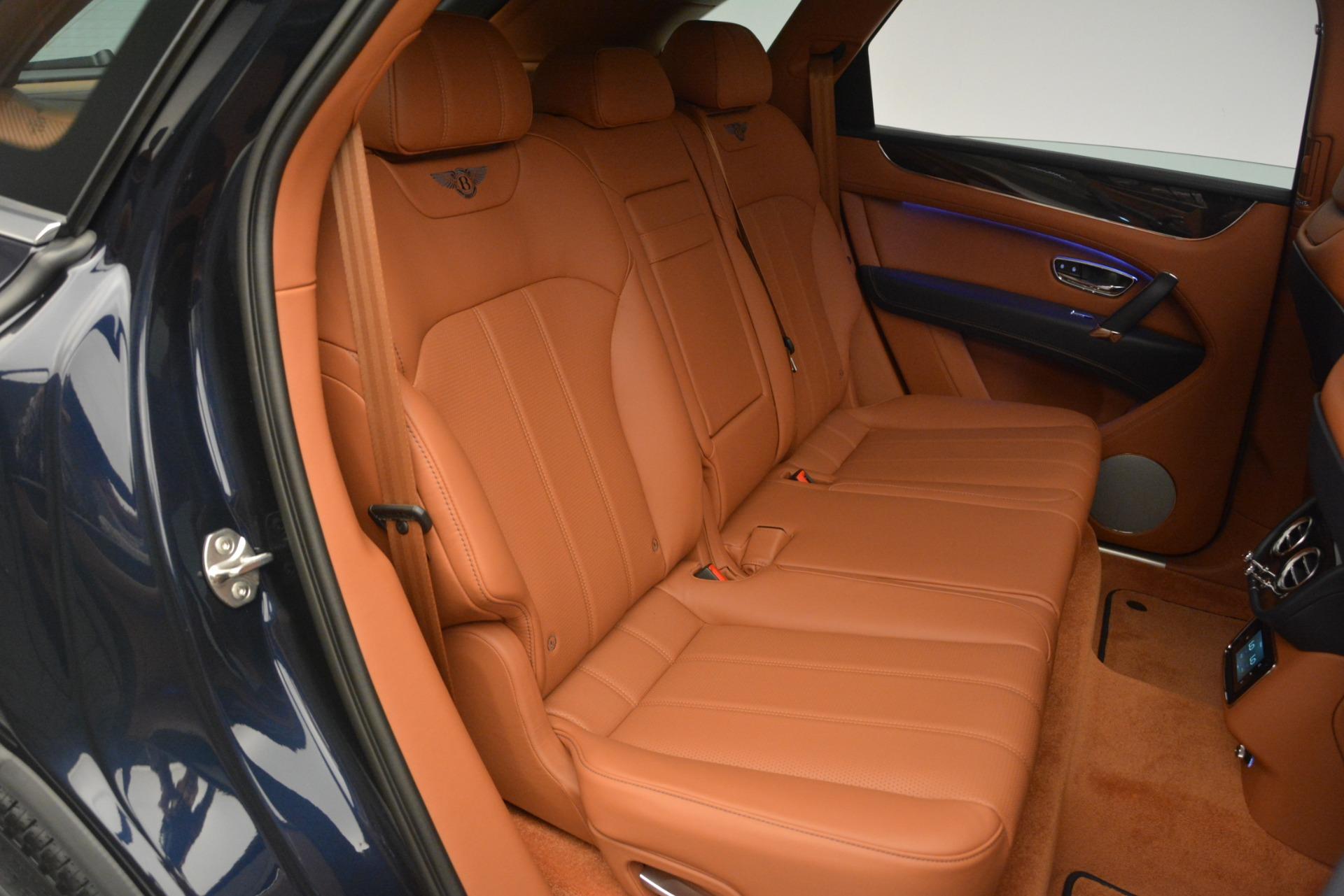 New 2019 Bentley Bentayga V8 For Sale In Greenwich, CT. Alfa Romeo of Greenwich, B1365 2163_p27