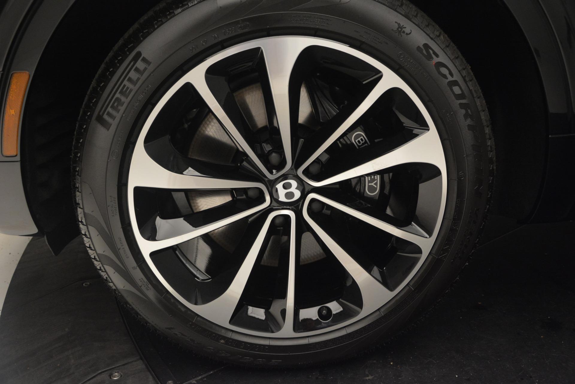 New 2019 Bentley Bentayga V8 For Sale In Greenwich, CT. Alfa Romeo of Greenwich, B1368 2164_p15