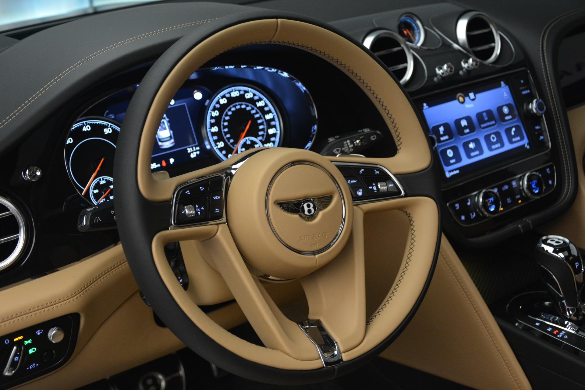 New 2019 Bentley Bentayga V8 For Sale In Greenwich, CT. Alfa Romeo of Greenwich, B1368 2164_p21