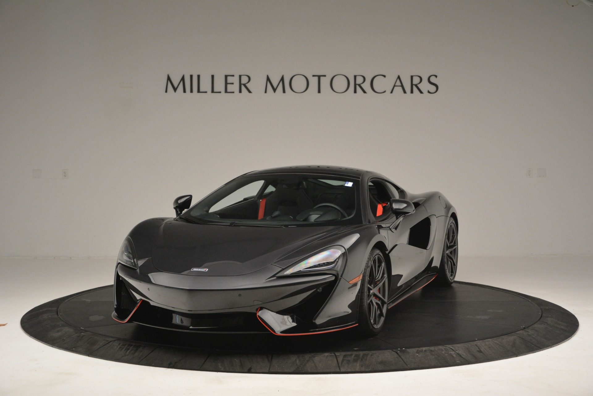 Used 2018 McLaren 570GT  For Sale In Greenwich, CT. Alfa Romeo of Greenwich, MC348