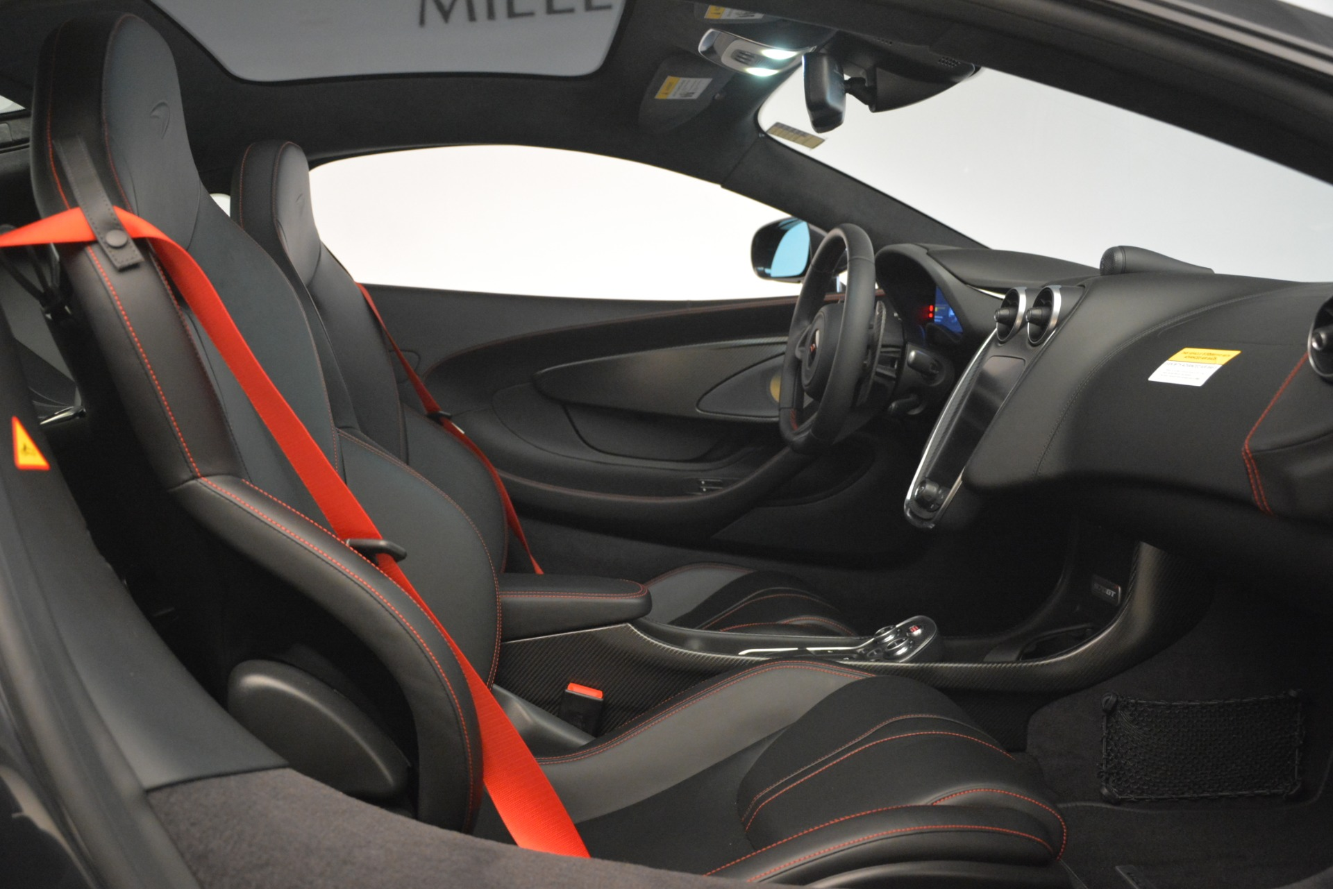 Used 2018 McLaren 570GT  For Sale In Greenwich, CT. Alfa Romeo of Greenwich, MC348 2166_p19