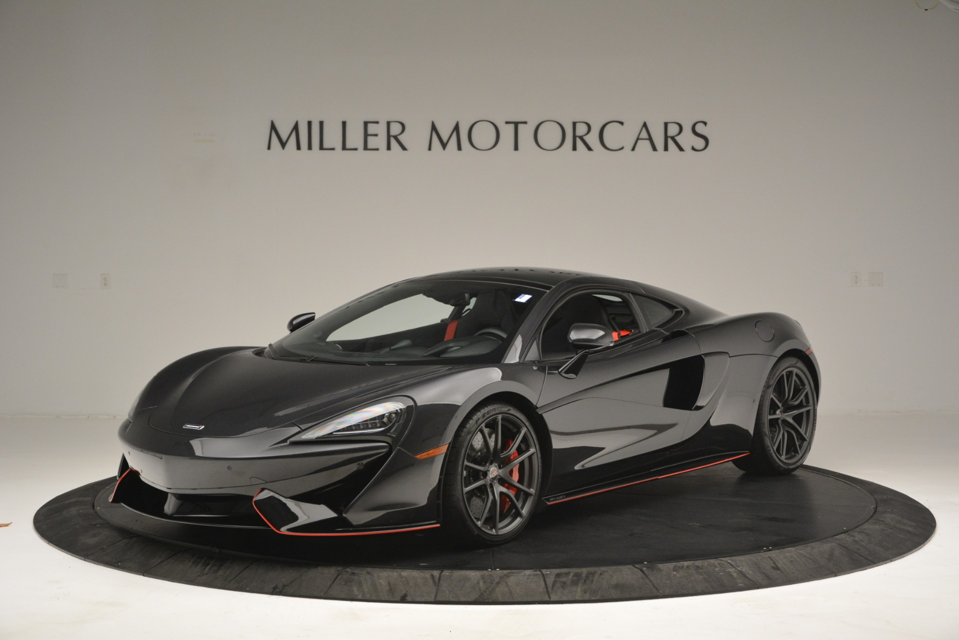 Used 2018 McLaren 570GT  For Sale In Greenwich, CT. Alfa Romeo of Greenwich, MC348 2166_p2